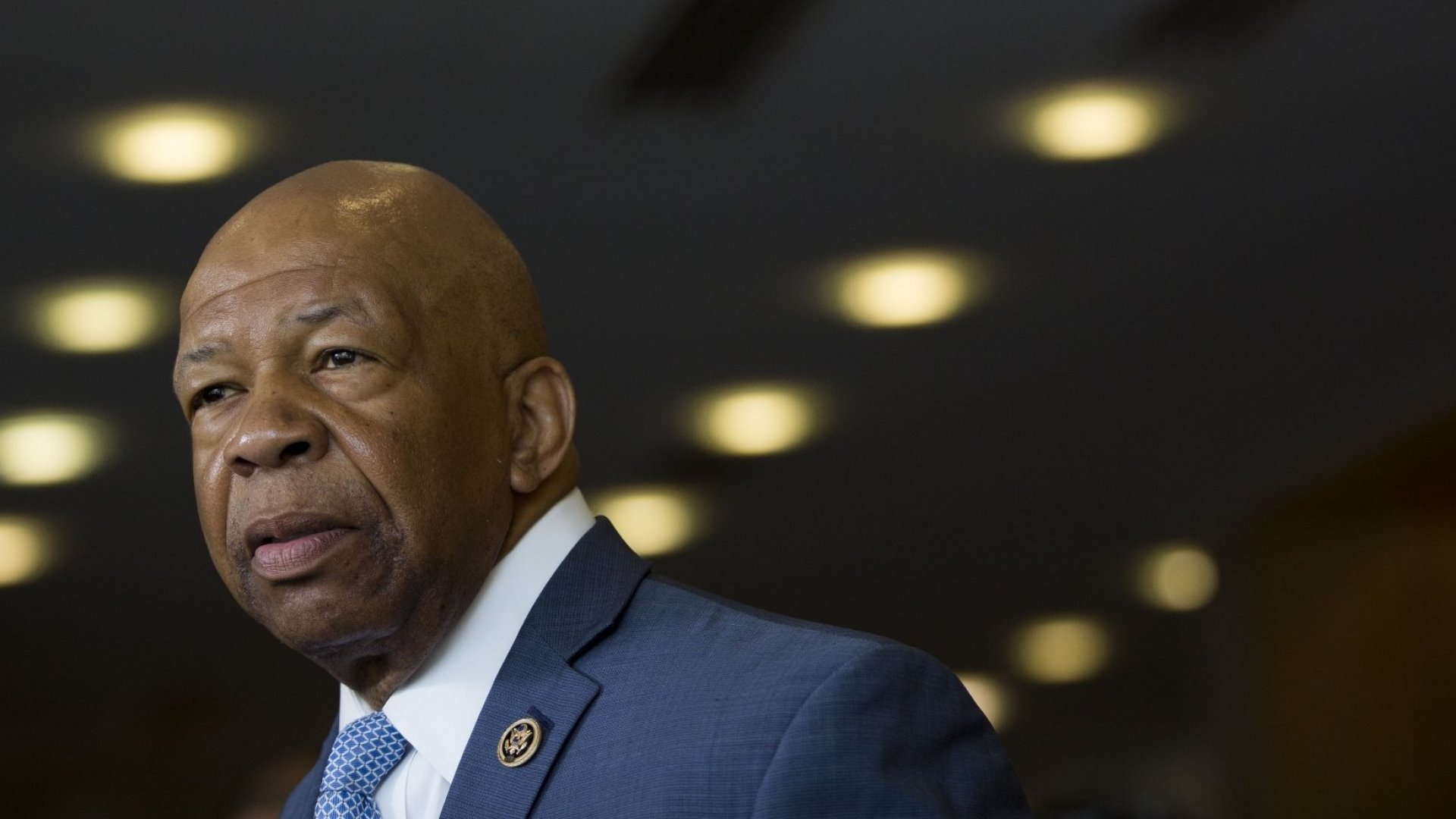 Elijah Cummings Recited a 46-Word Poem In His Very First Speech to Congress. Read It Now and Be Inspired