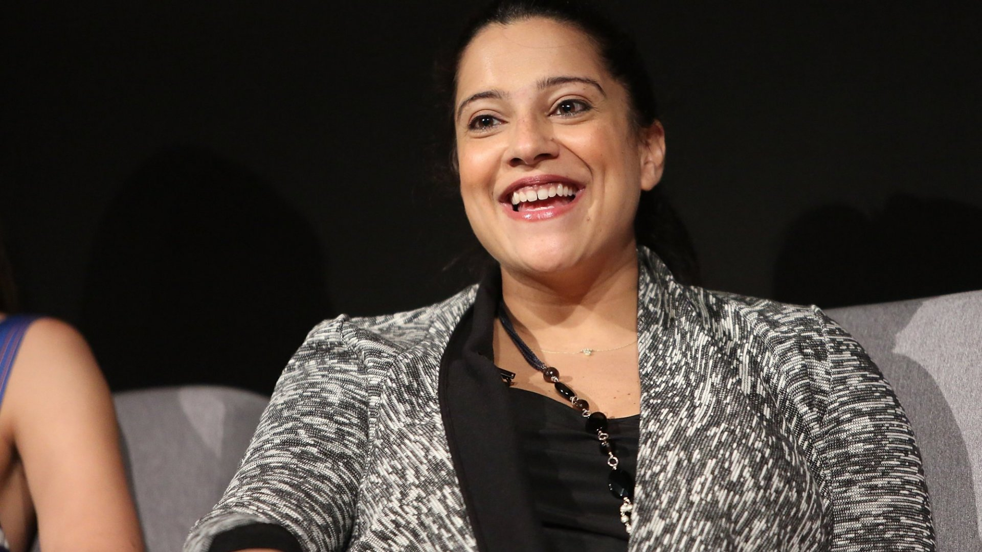 Reshma Saujani, the founder of Girls with Code.