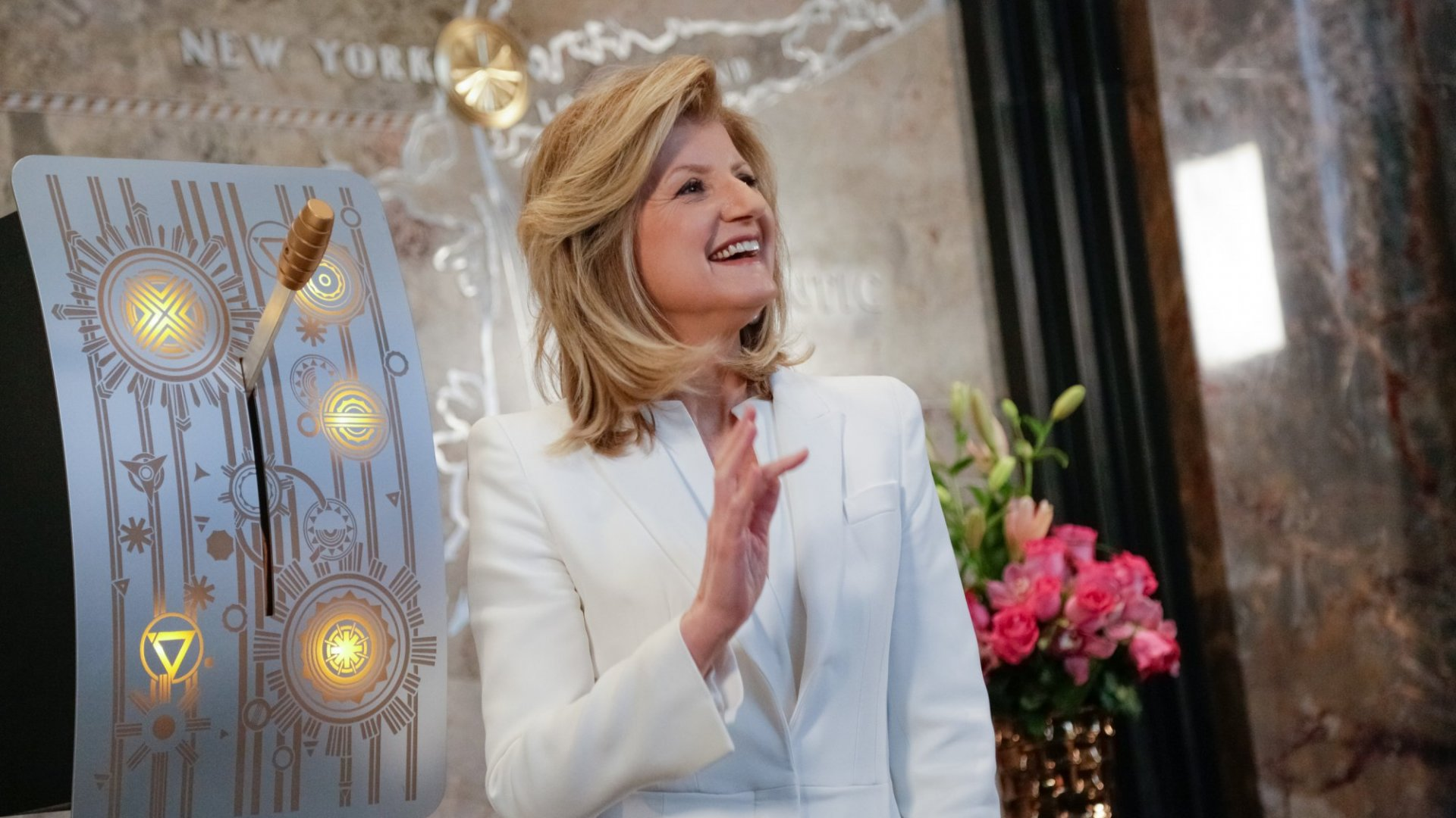 Arianna Huffington's New Product Just Might Cure Your Smartphone Addiction