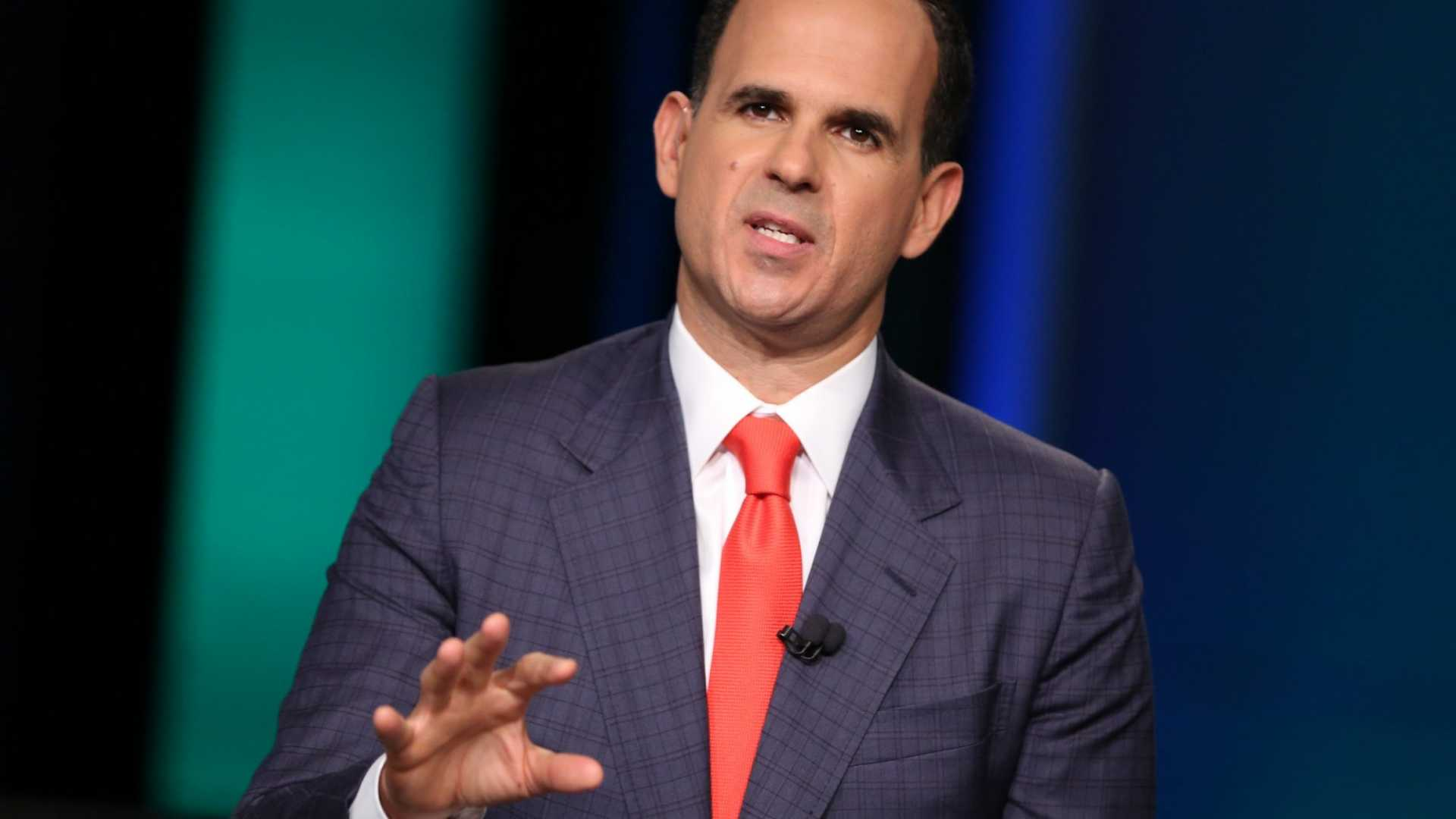 Marcus Lemonis says he wants to see vulnerability in potential partners.