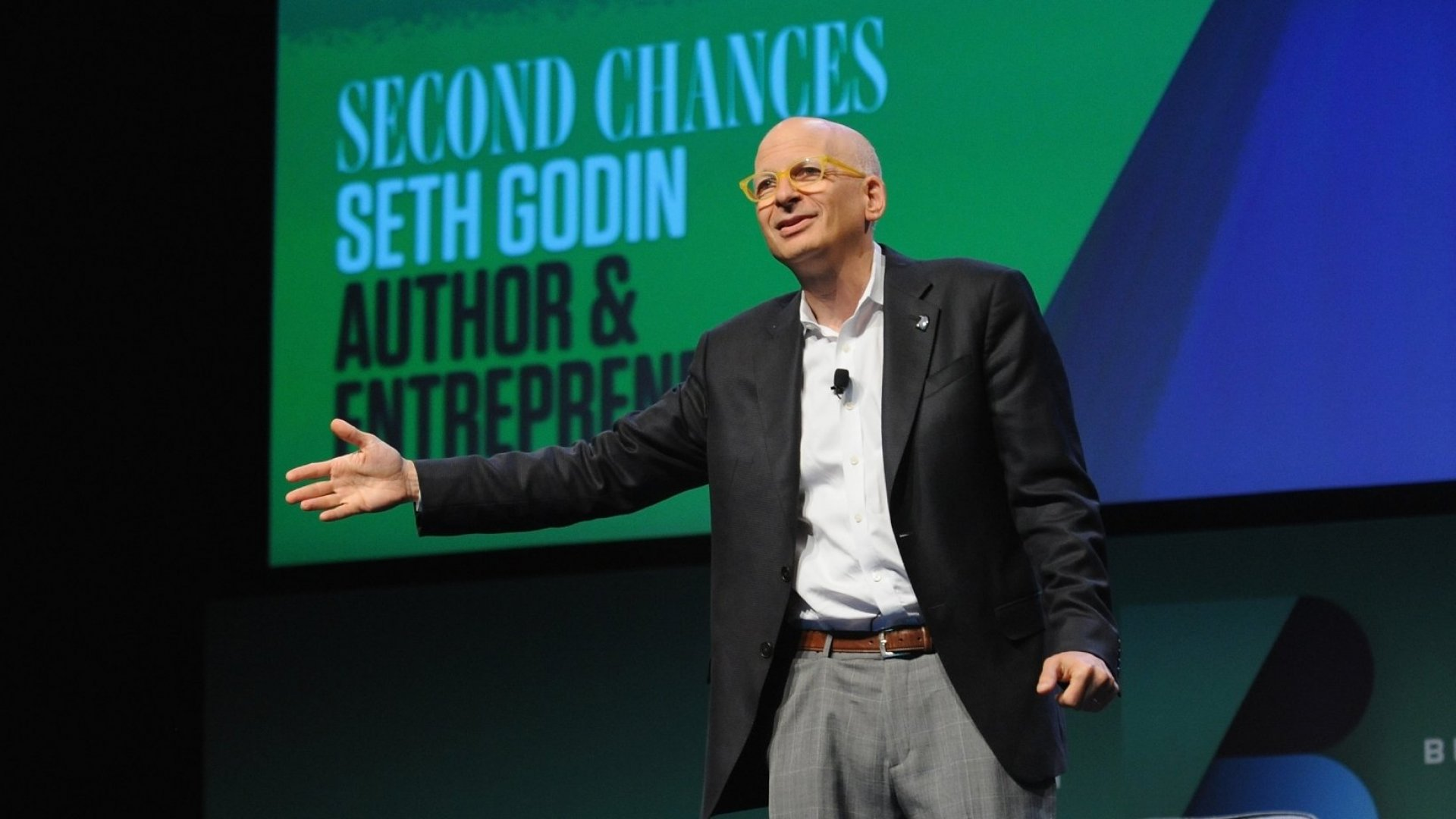 Seth Godin Says the Answer to This 1 Question Will Measure the Effectiveness of Your Marketing in2019