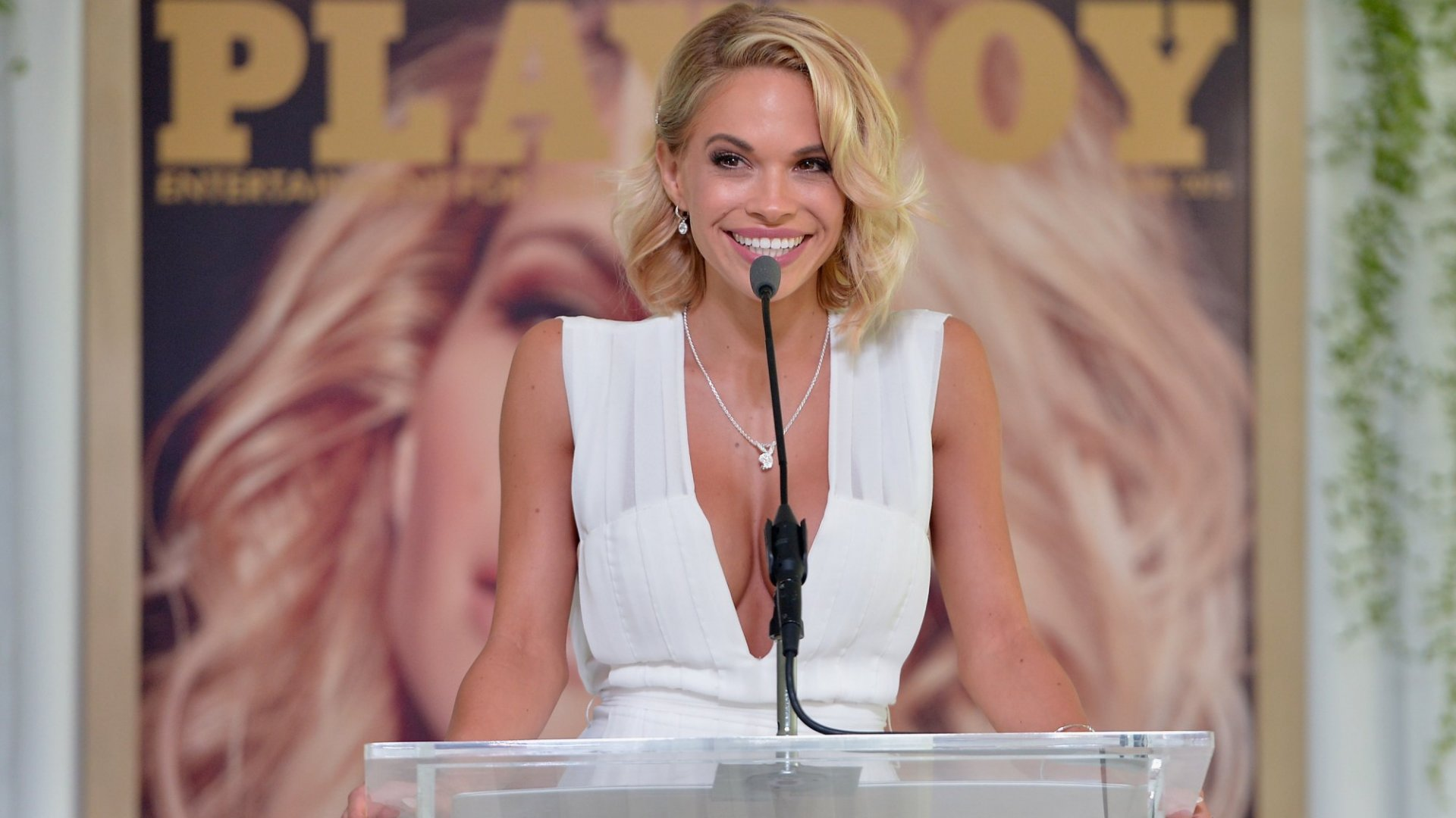 Why This Playboy Playmate Was Fired and Banned From the Gym
