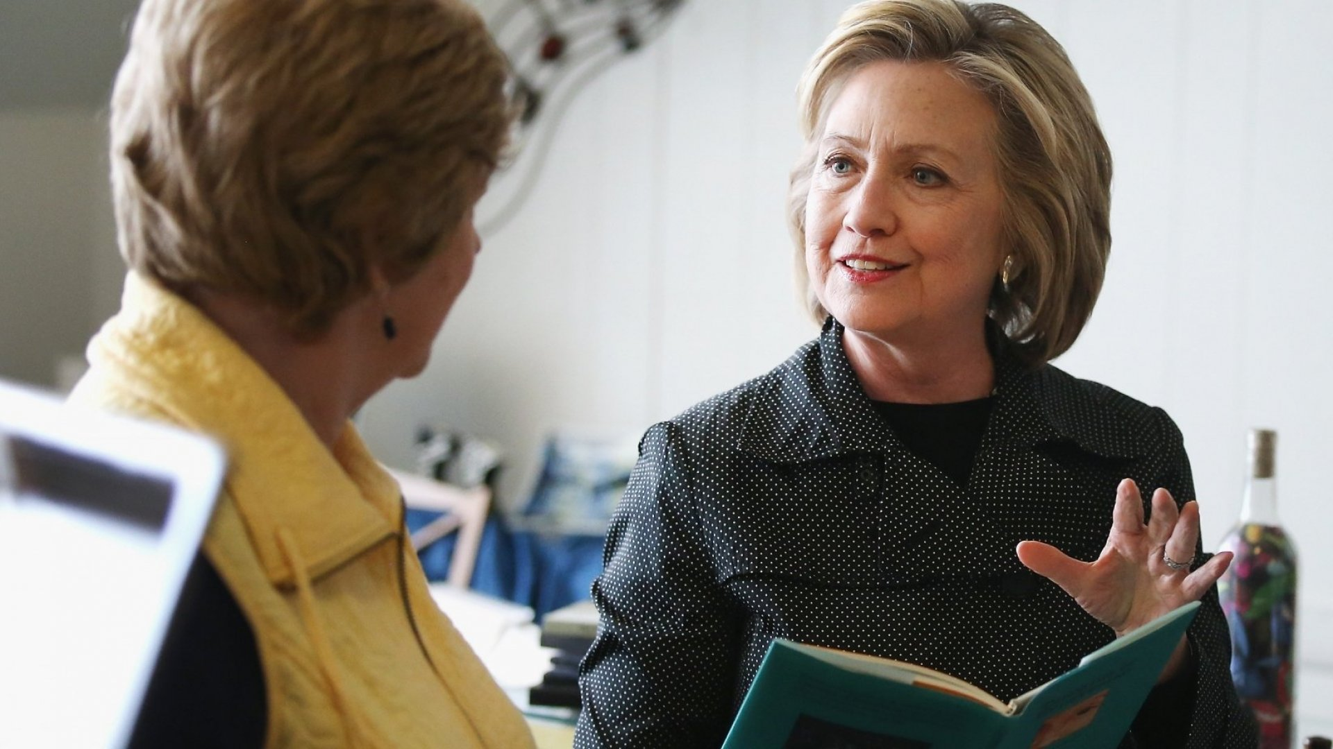 Hillary Clinton: Four Ways to Jump-Start Small Business