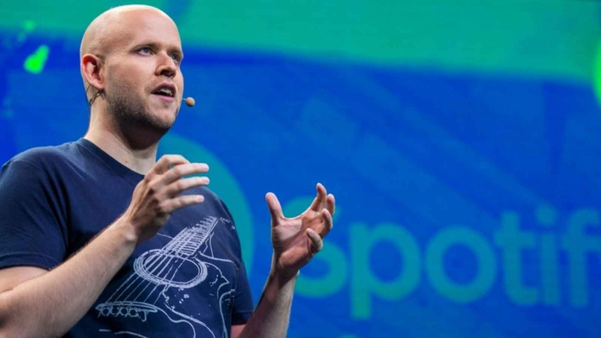 Spotify's Founder Shares the Secrets of the Company's Early Success