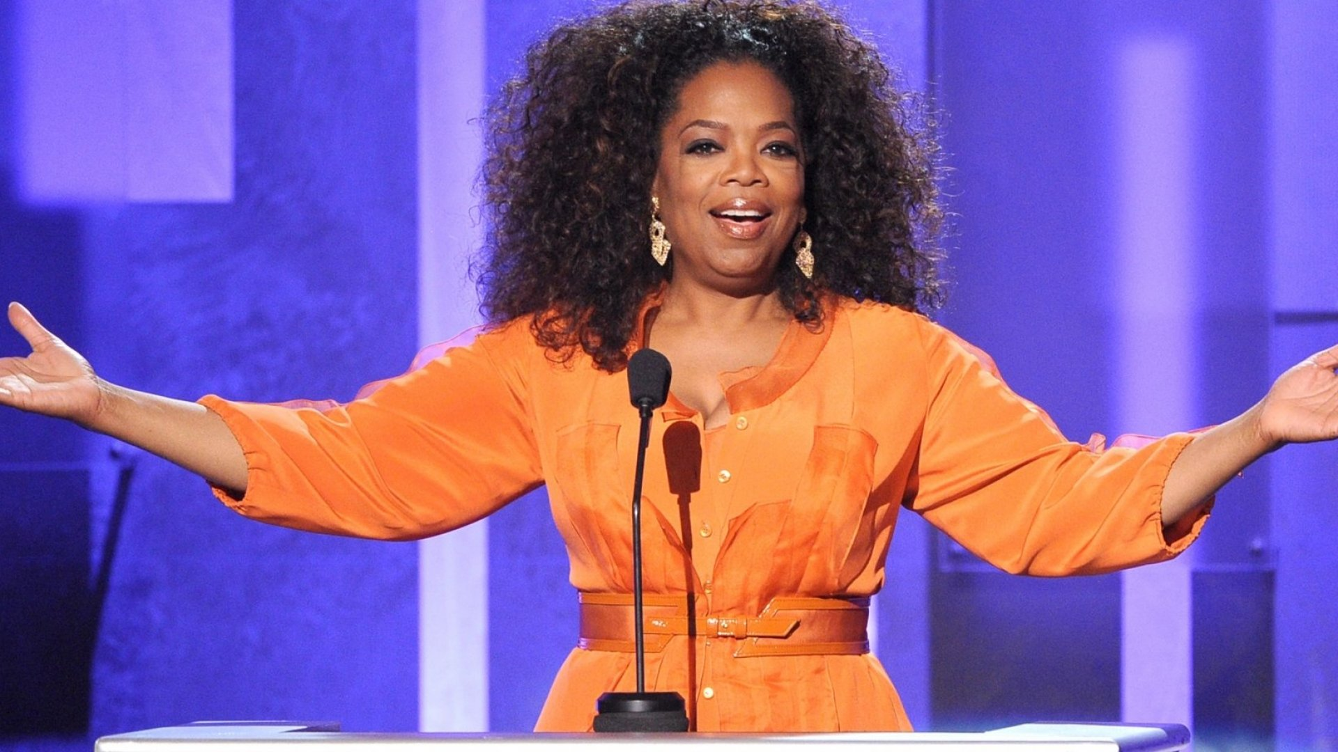 Oprah Winfrey Only Needed 1 Surprising Word to Show How to Be Genuinely Confident (and Science Says More Likable, Too)