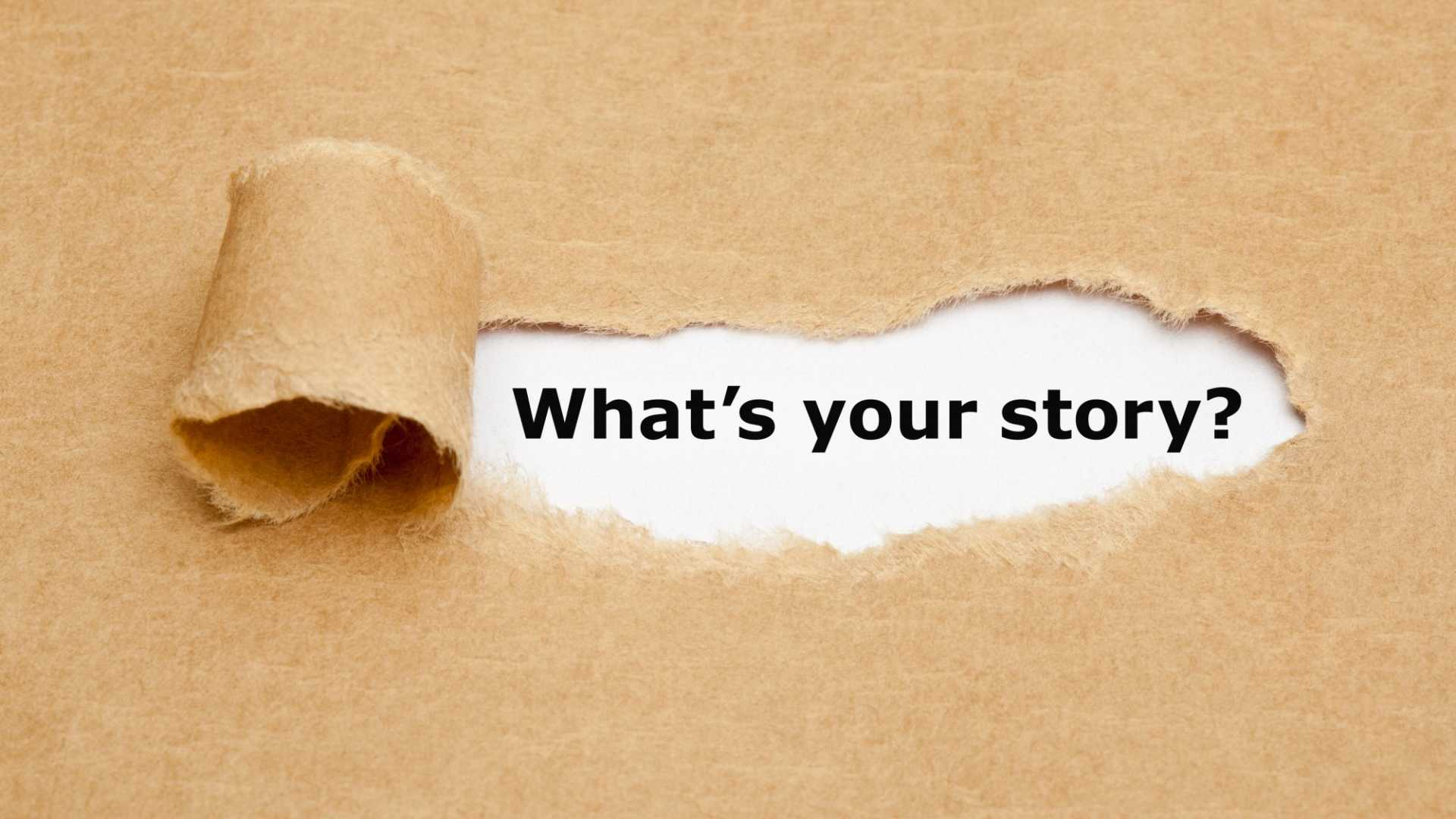 How Telling Good Stories Can Help You Raise Money and Sell Products