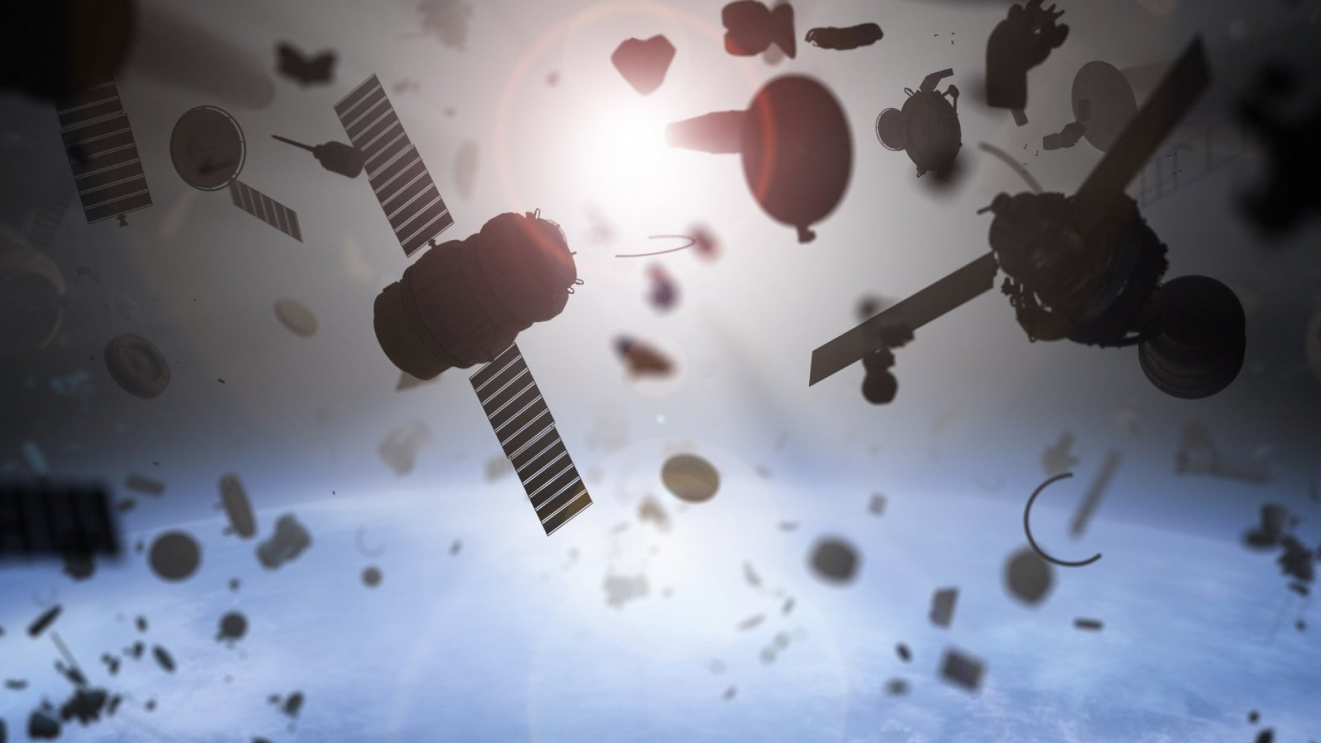 The Company Betting That Space Junk Could Be a Big Business