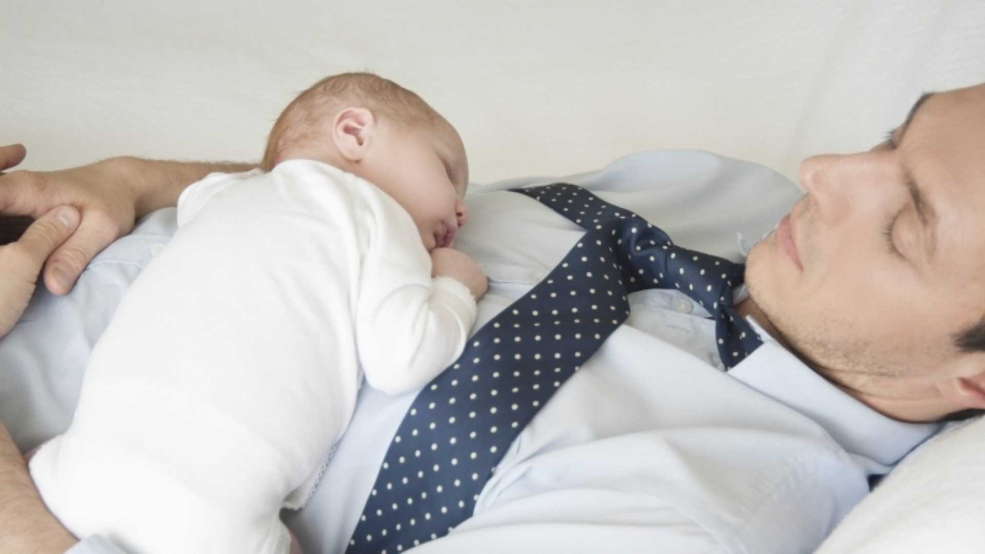 In Our Attempt To Make Workplaces Friendly to Moms, Don't Forget Dads