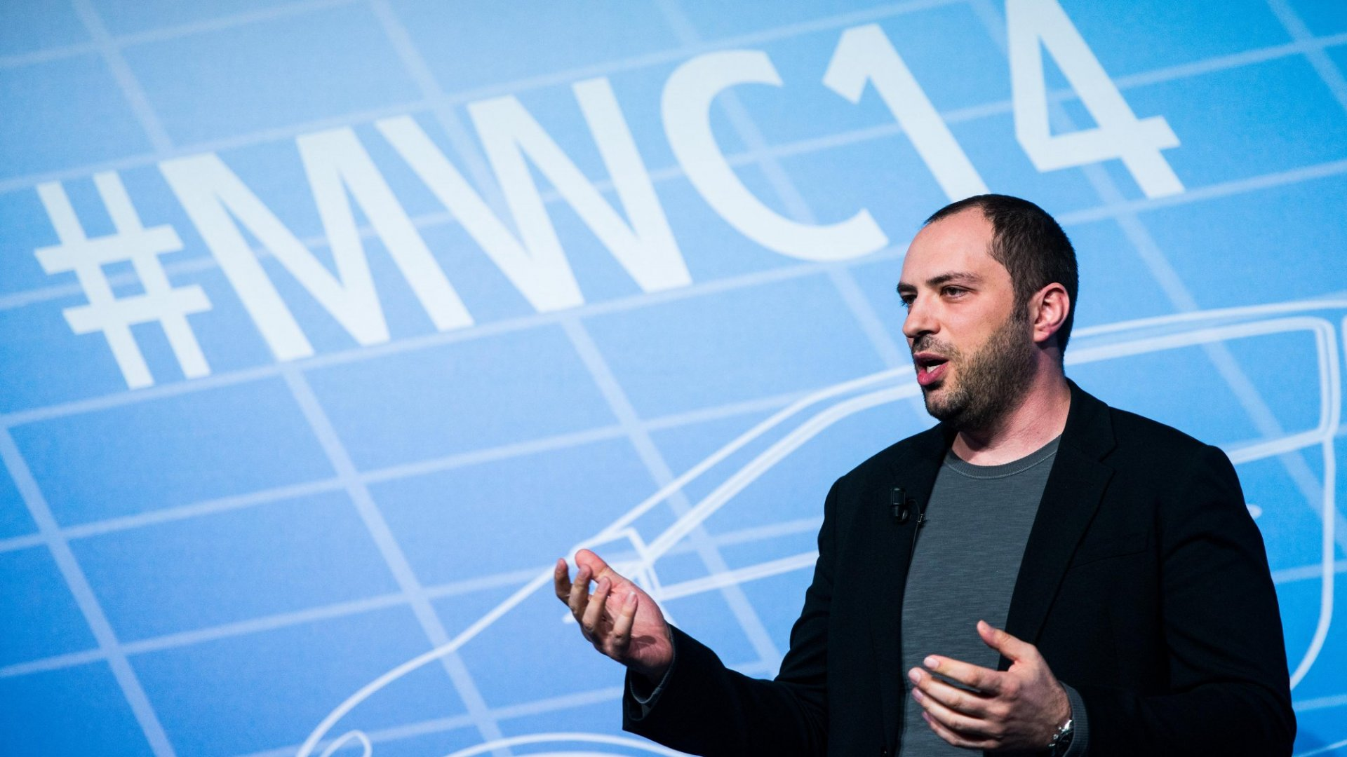 How Jan Koum Rose Up From Poverty to Sell His Business for $22B