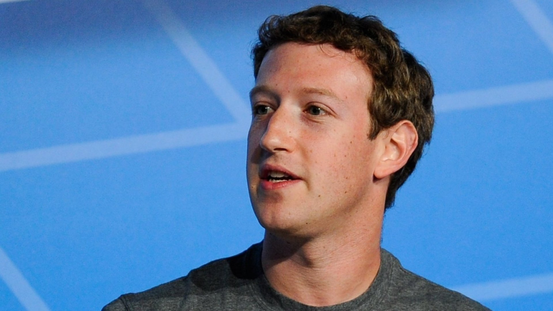 Mark Zuckerberg: It's No Secret That the Tech Community Has an Issue With Diversity