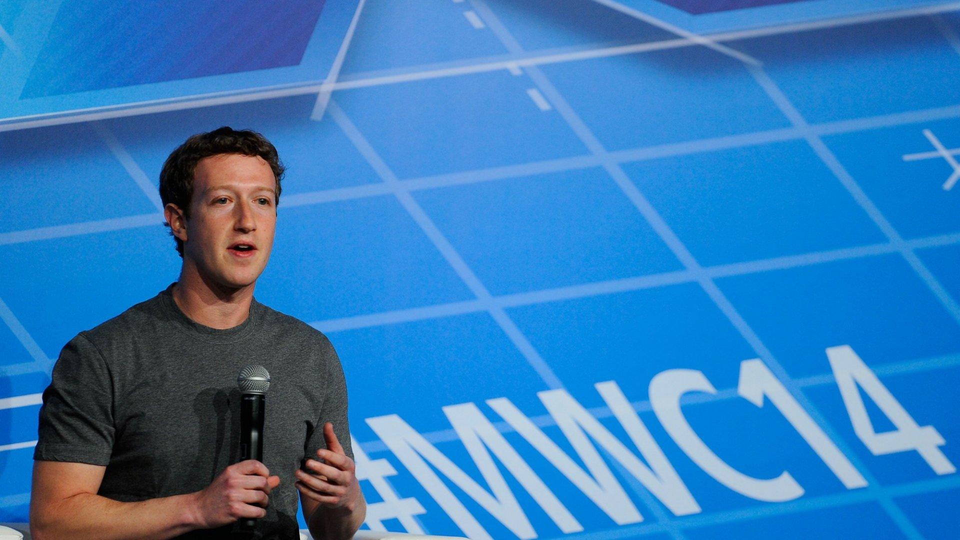 Mark ZuckerbergExplainedWhy He Thinks Breaking Up Facebook Isn't a Good Idea