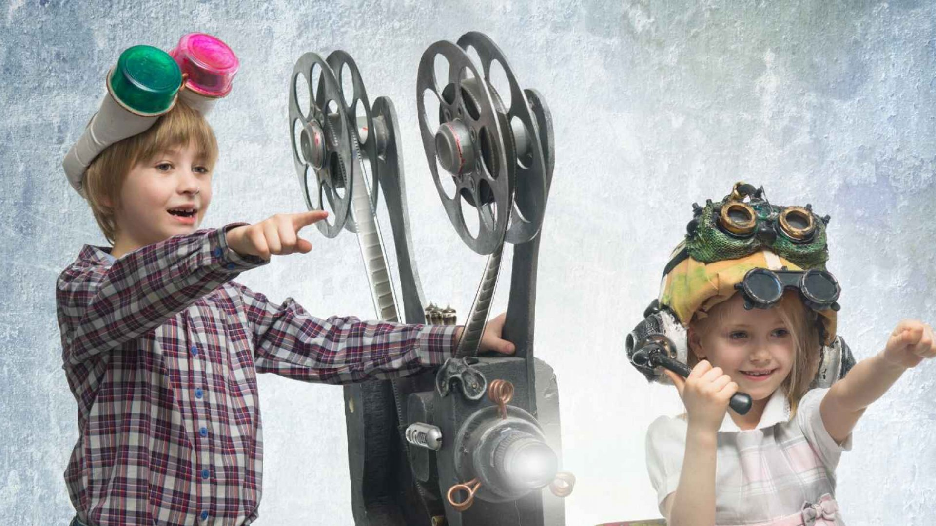 How This Family-Friendly Mini Cinema Projector Will Upgrade Storytelling