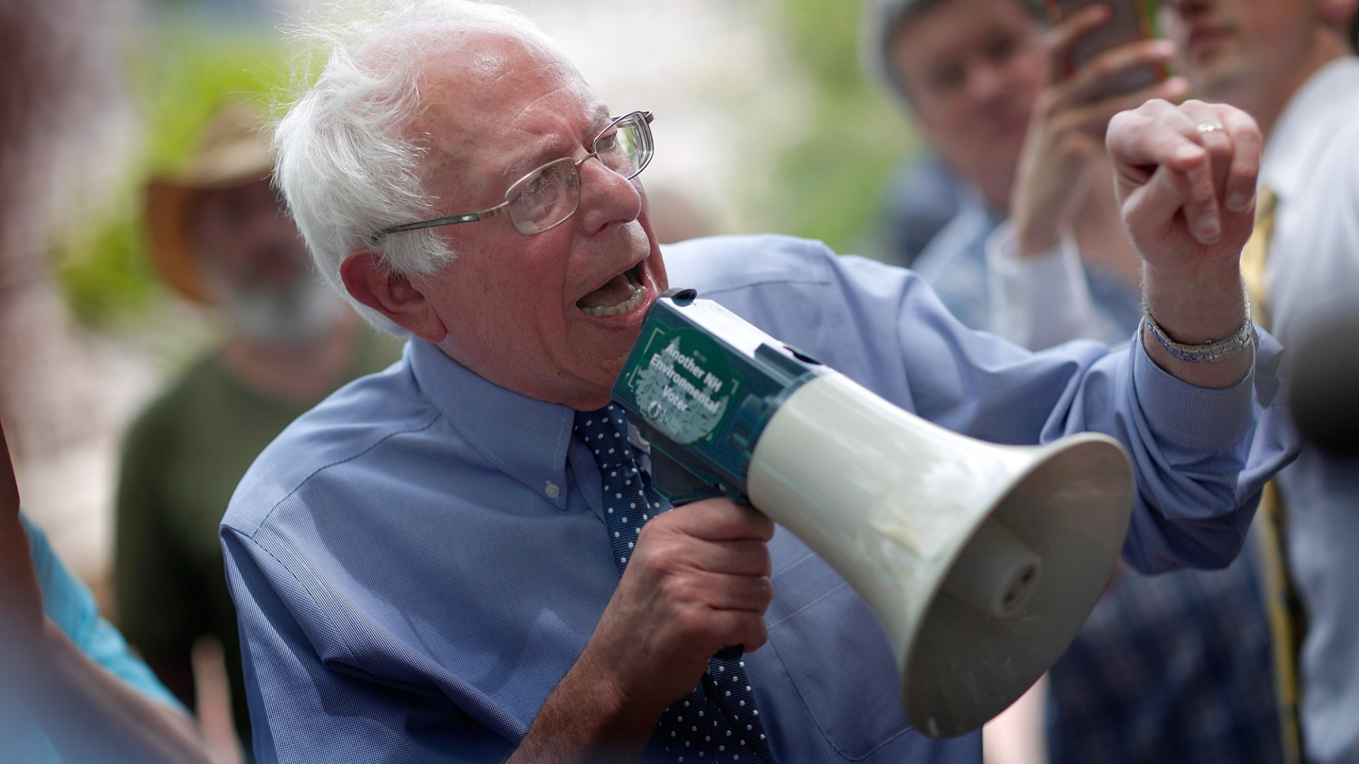 Why Bernie Sanders Is Starting to Sound a Lot Like Ted Cruz