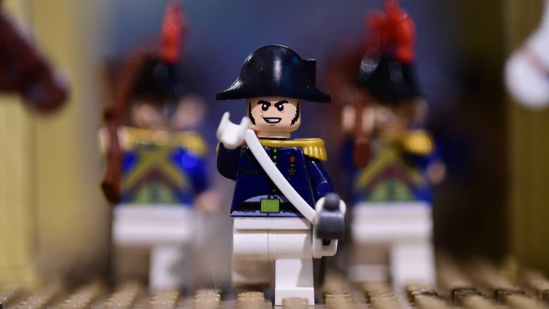 Now Hiring: A Professor of ... Lego