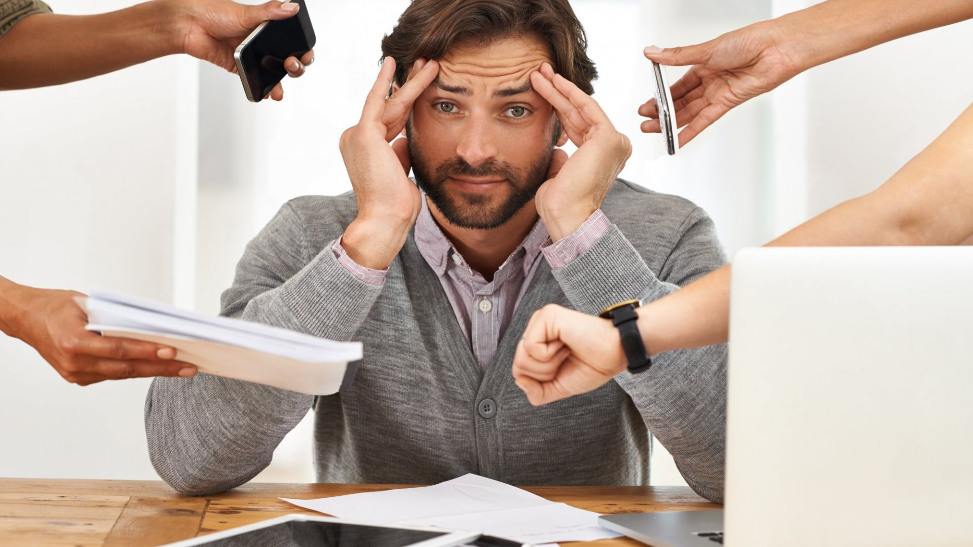 How to Deal With Stress in Sales
