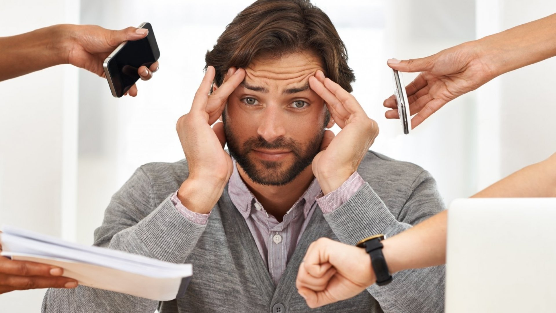 How Crazy Successful People Beat Stress