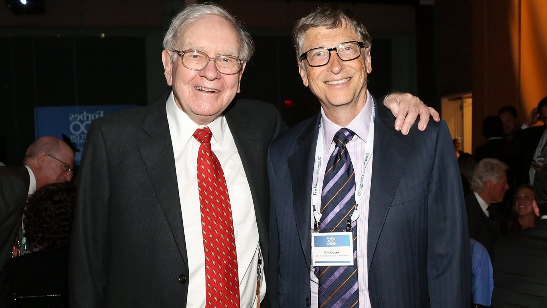 Warren Buffett and Bill Gates Say They're Friends Because They Share These Crucial Leadership Traits