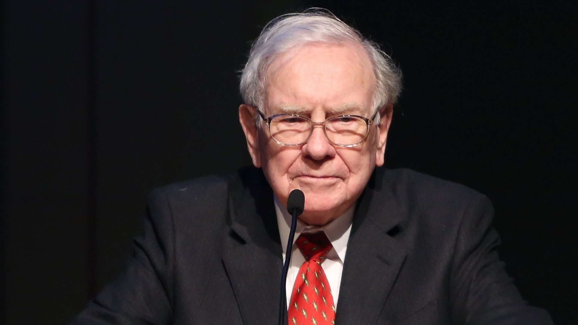 Warren Buffett's Response to the Pandemic Summarized in 4 Words