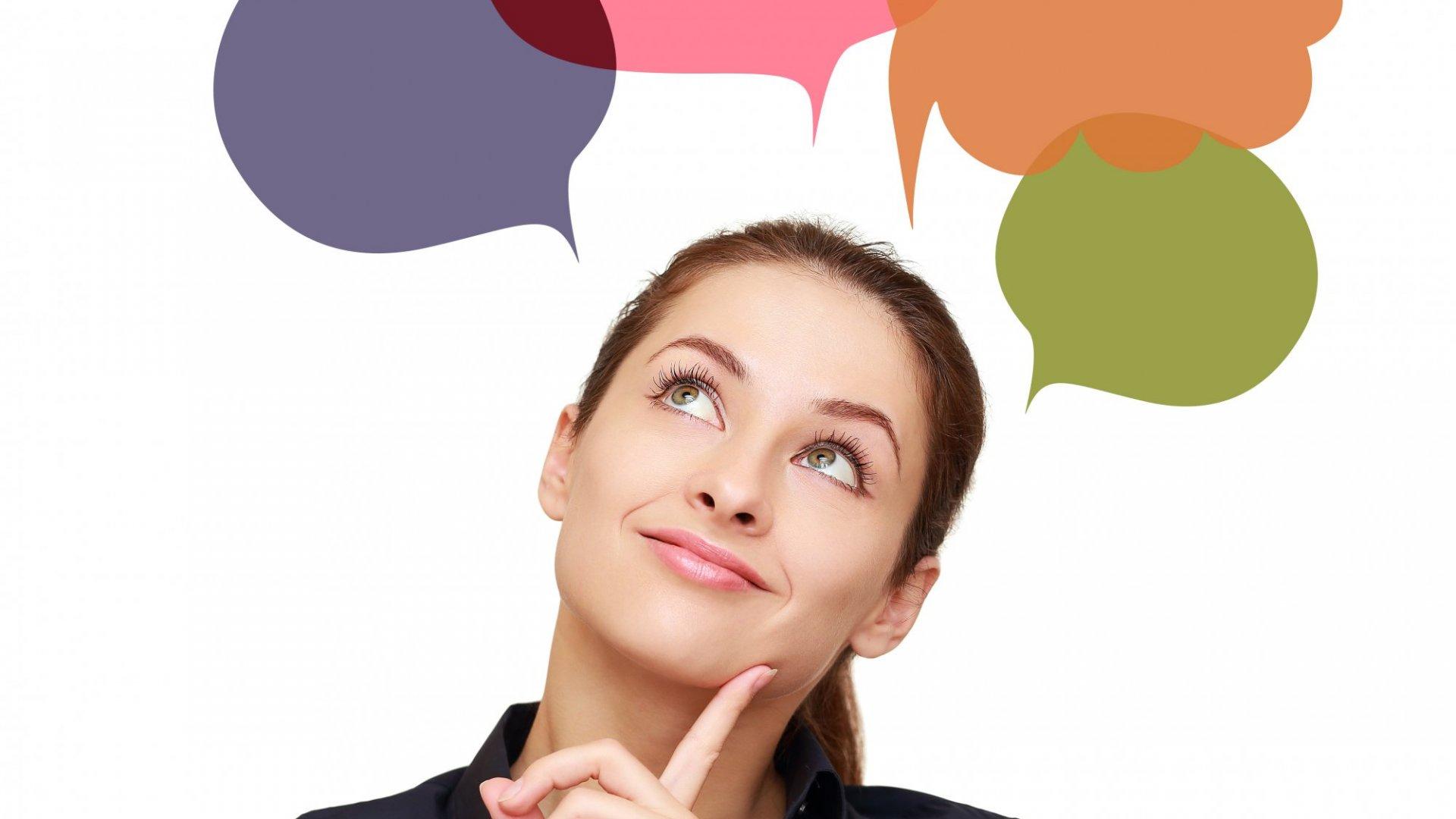 Positive Internal Dialogue - The Secret to Success