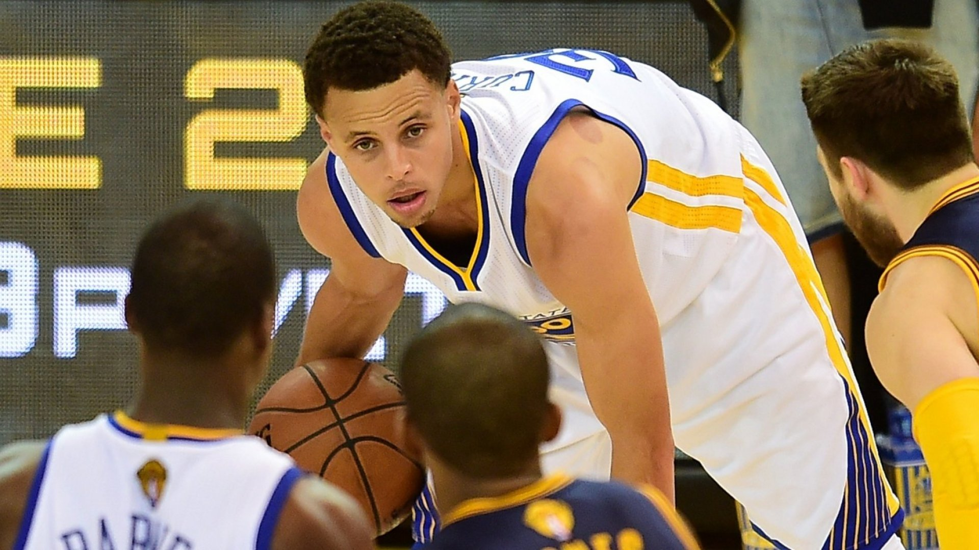 The Fascinating Pregame Routine of NBA MVP Stephen Curry