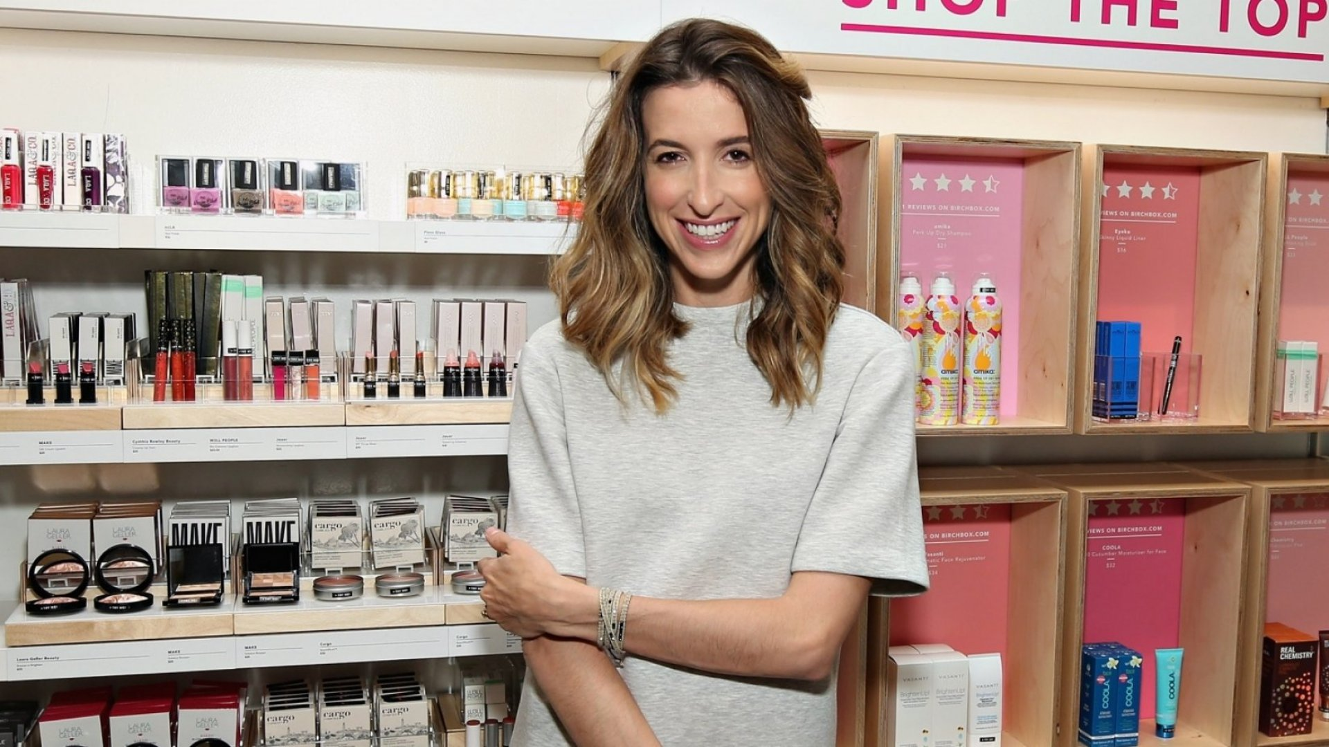 Katia Beauchamp, CEO and co-founder of Birchbox.