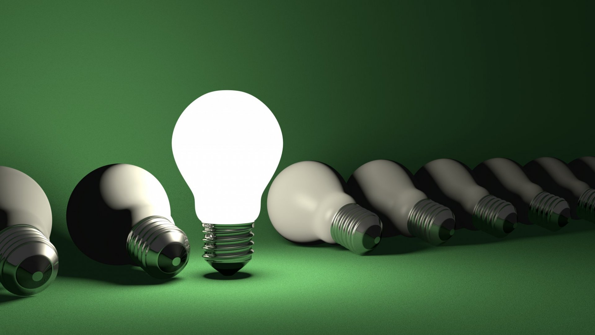 Think ideas are hard to come by? Try licensing those ideas.