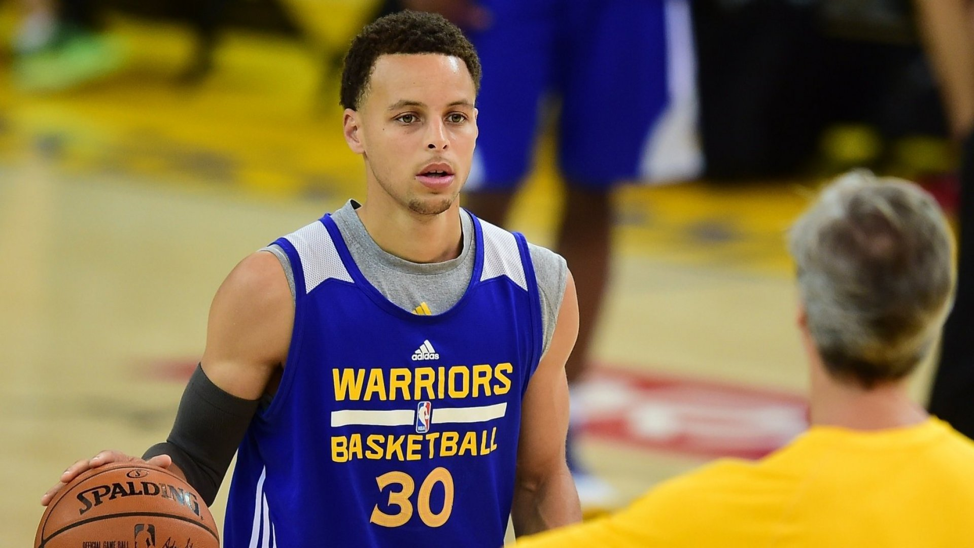 The Top Secret Tool That Stephen Curry Uses to Train His Brain
