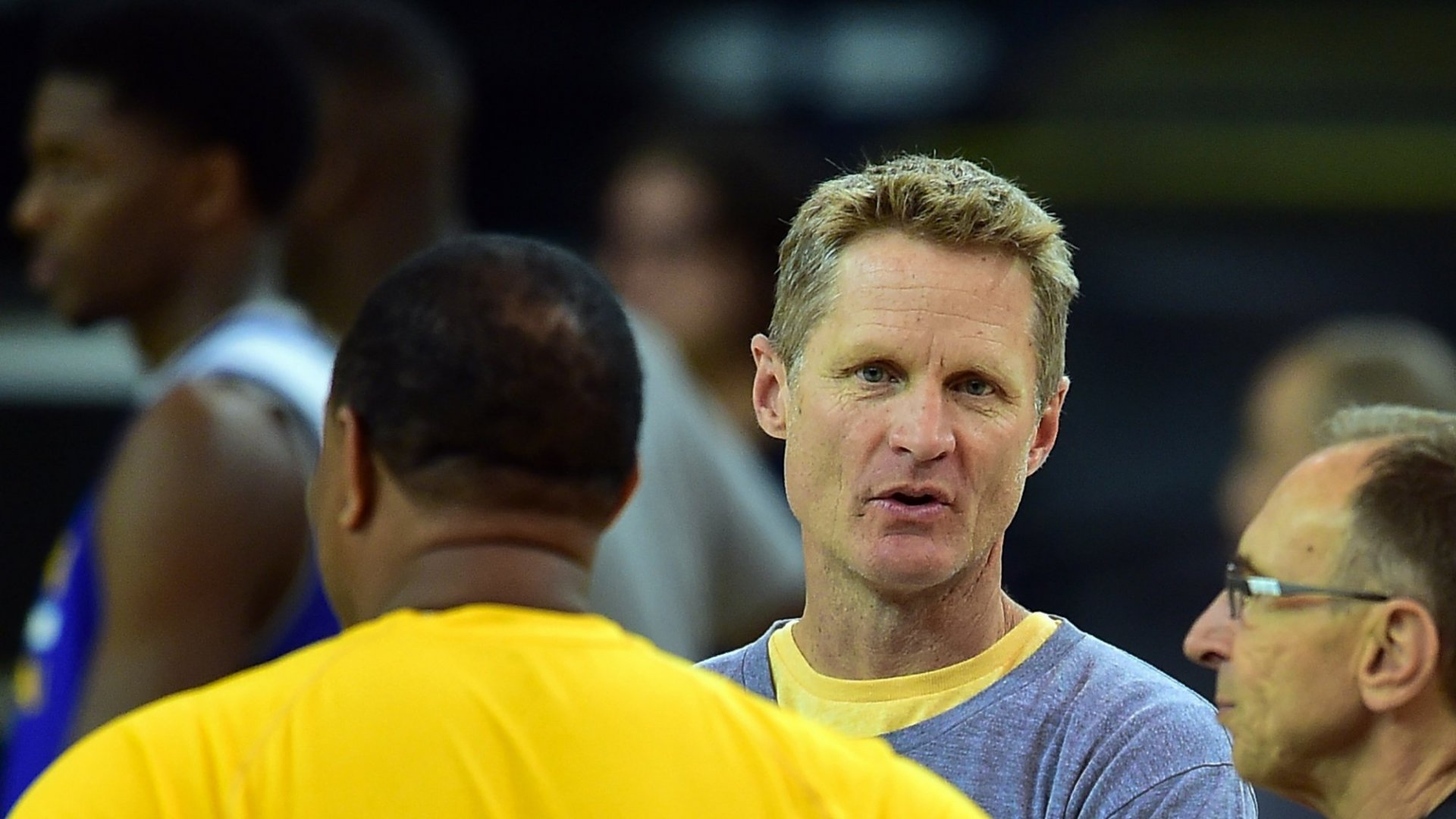 Warriors Coach Steve Kerr Just Showed a Completely Different Side of Emotional Intelligence