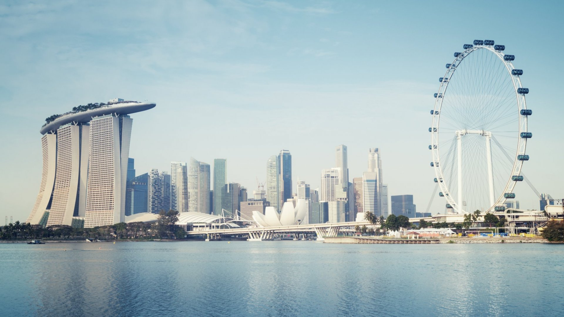 4 Reasons Why Singapore Is a Global Hot Spot for Entrepreneurship