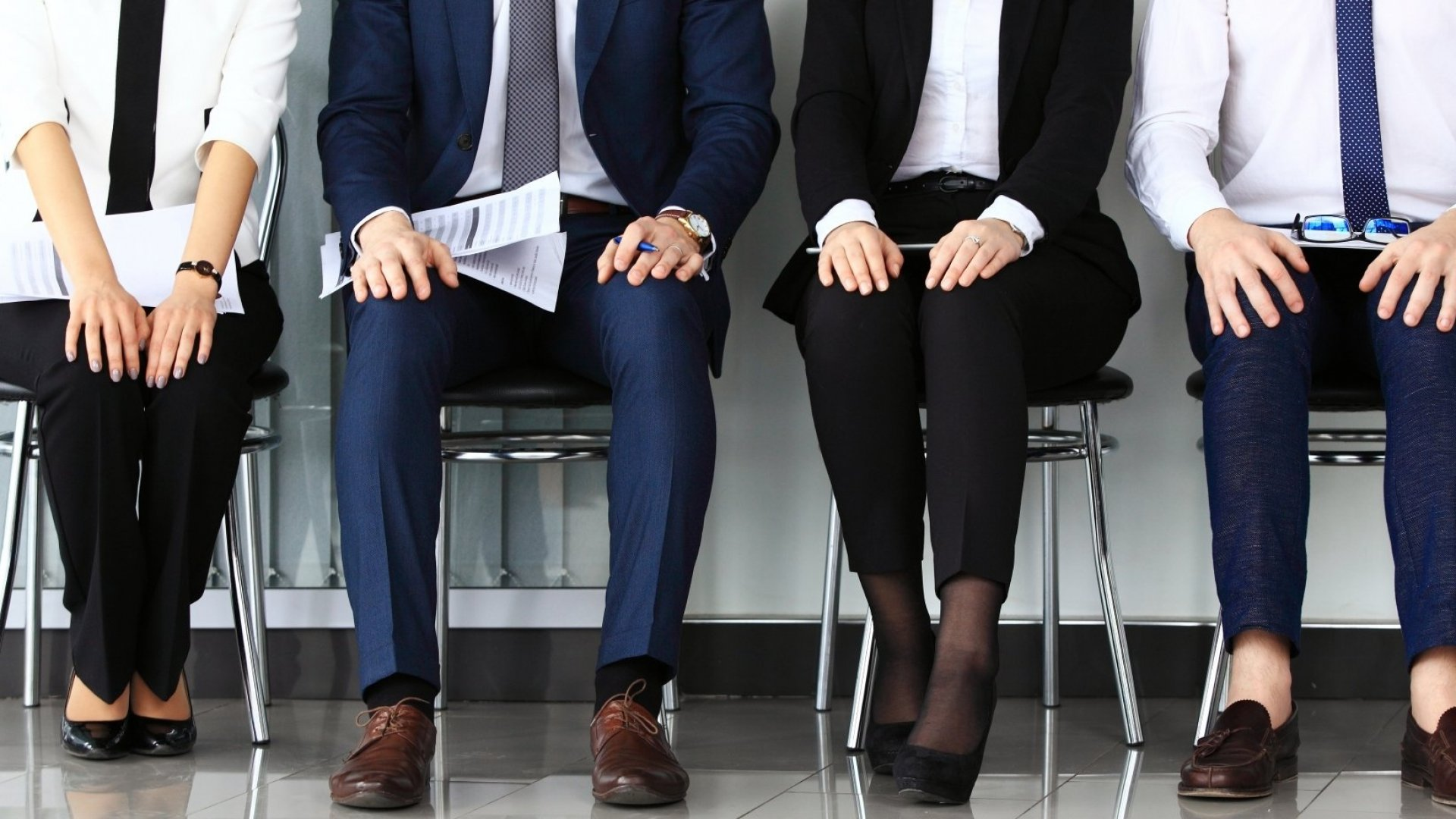 There's much more to the interview process than listening to a candidate answer questions.
