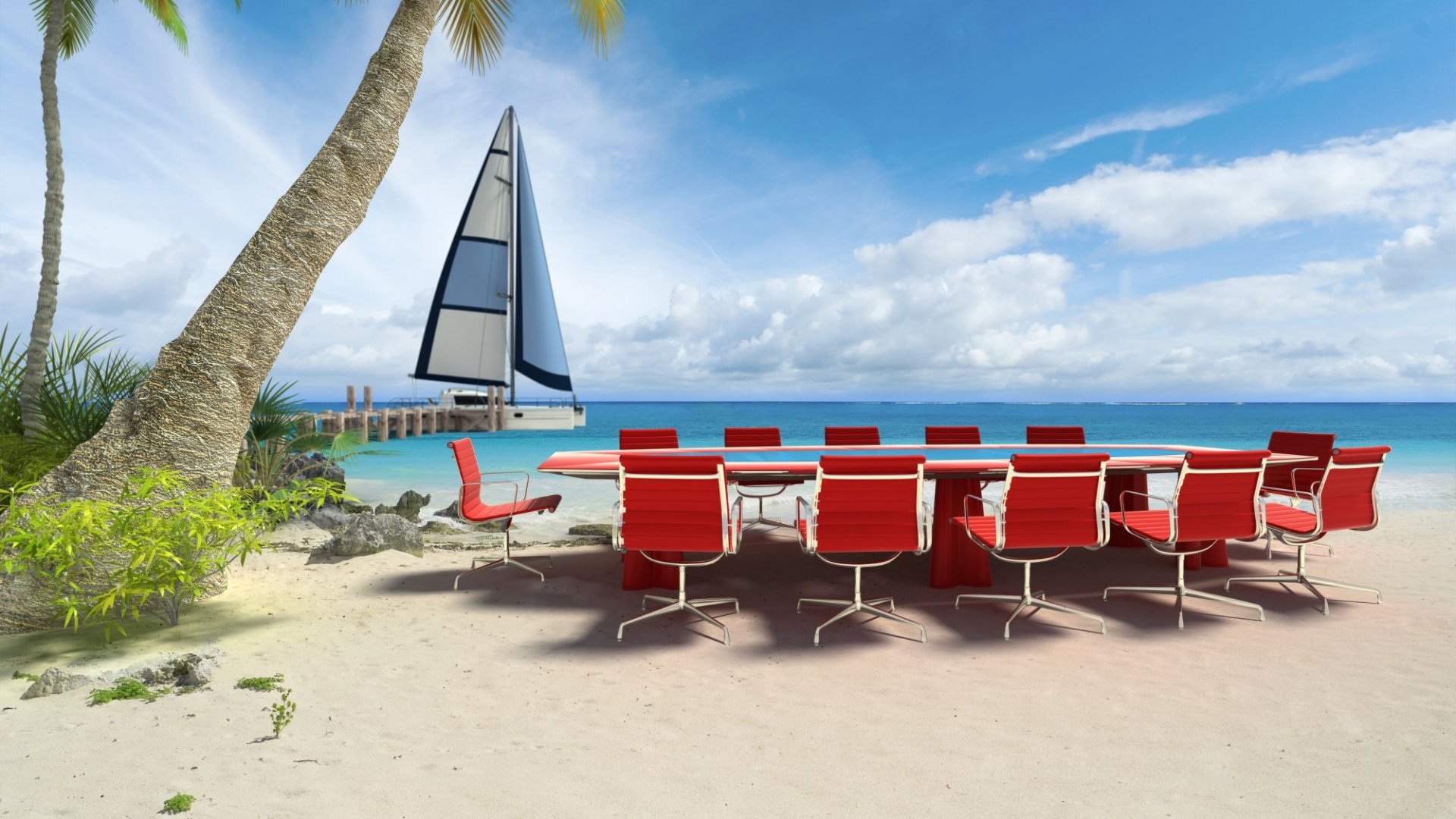 Scam of the Century: Unlimited Paid Vacation