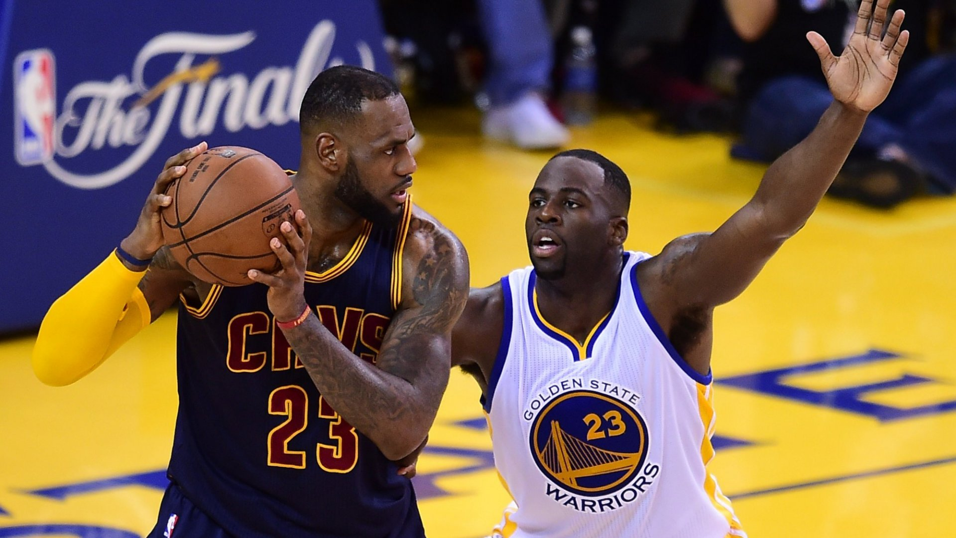 NBA Finals 2016: How LeBron James and Draymond Green Taught Us All a Major Lesson