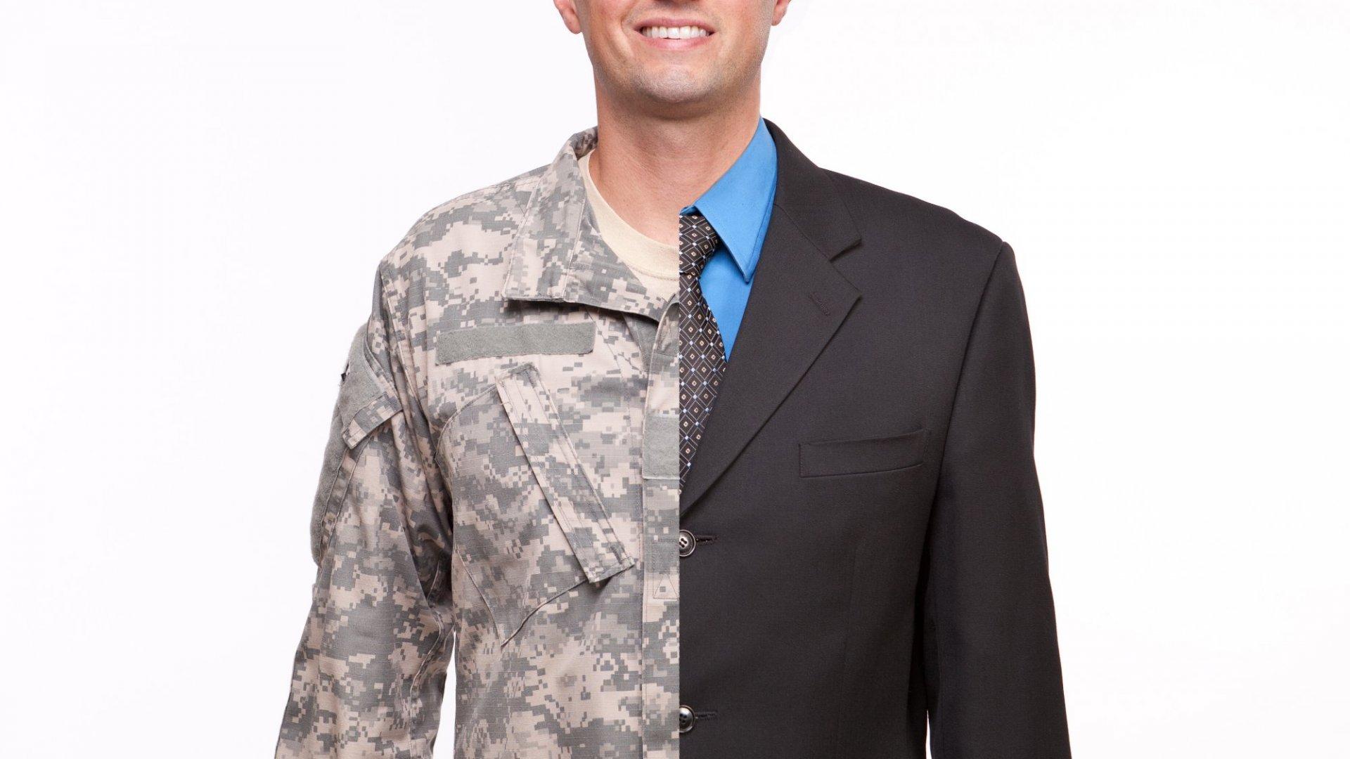 3 Entrepreneur Veterans Explain How Military Experience Is Good for Business