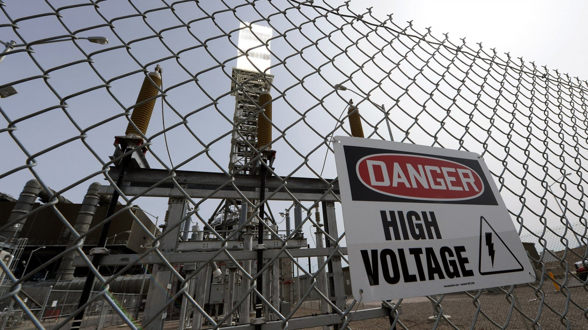 Hackers could be a threat to every power plant in the U.S.