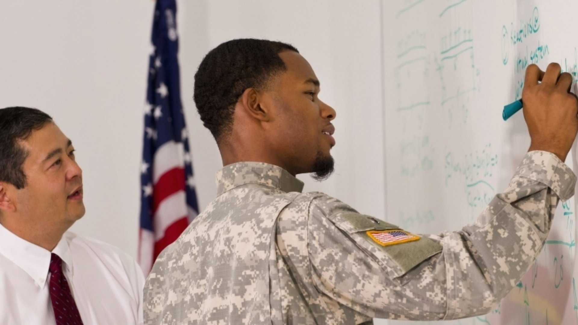 How This Nonprofit is Bringing Back American Jobs, One Veteran at a Time