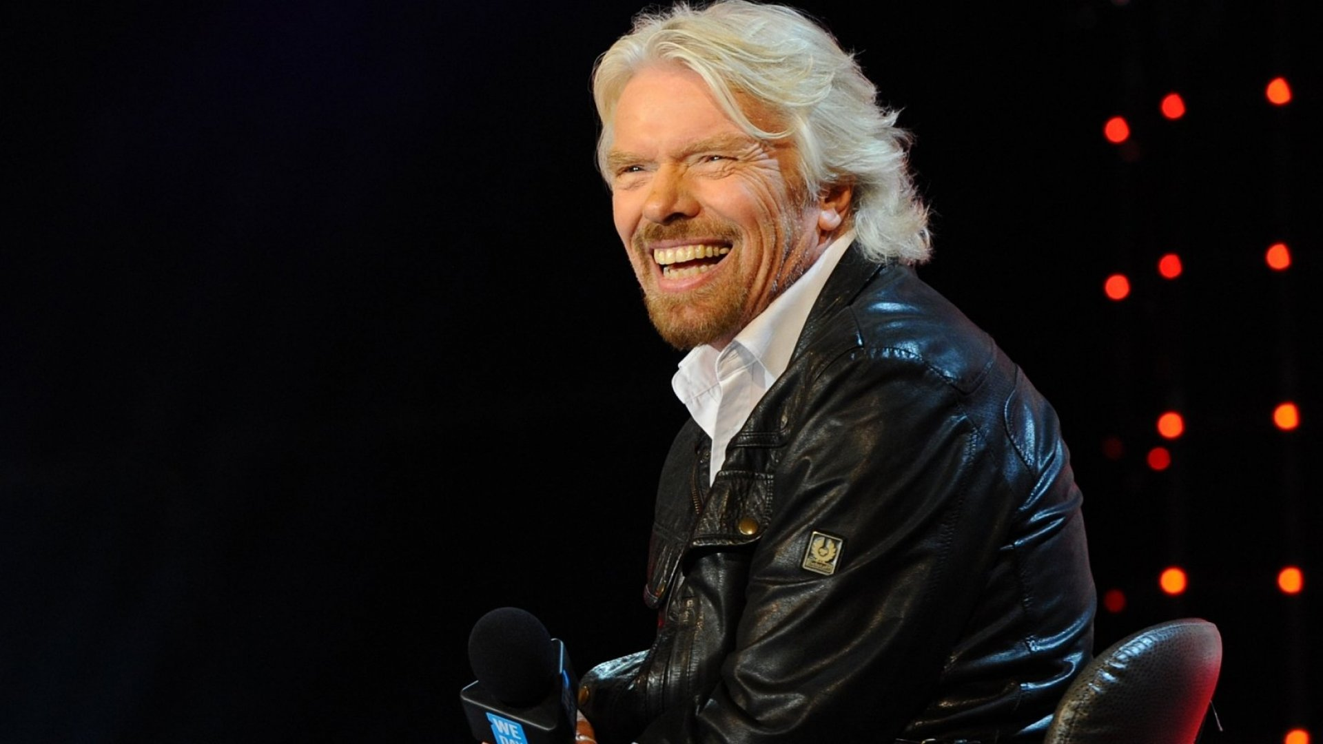 And Then Richard Branson Gave Me Half a Sandwich: The Power of Simple Courtesy