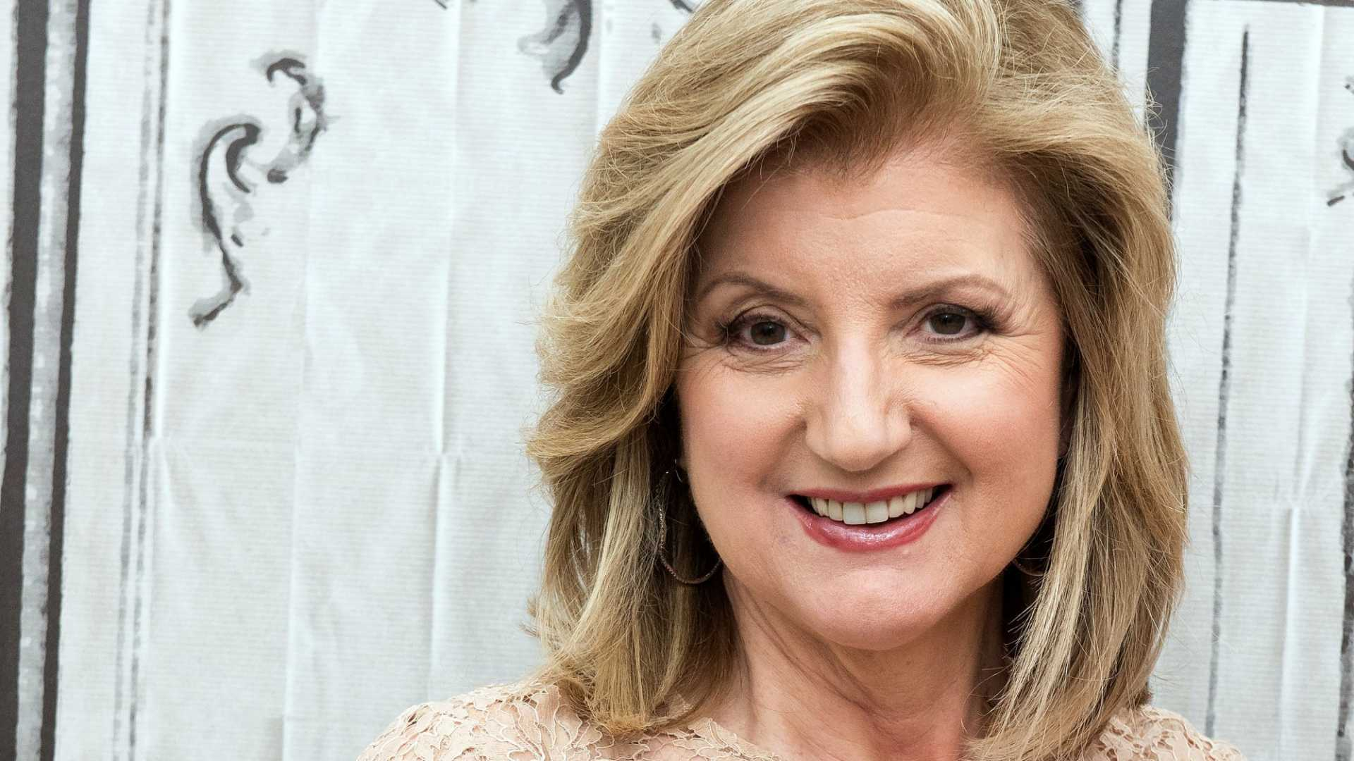 Why Arianna Huffington Wears the Same Dress Over and Over (and You Should, Too)