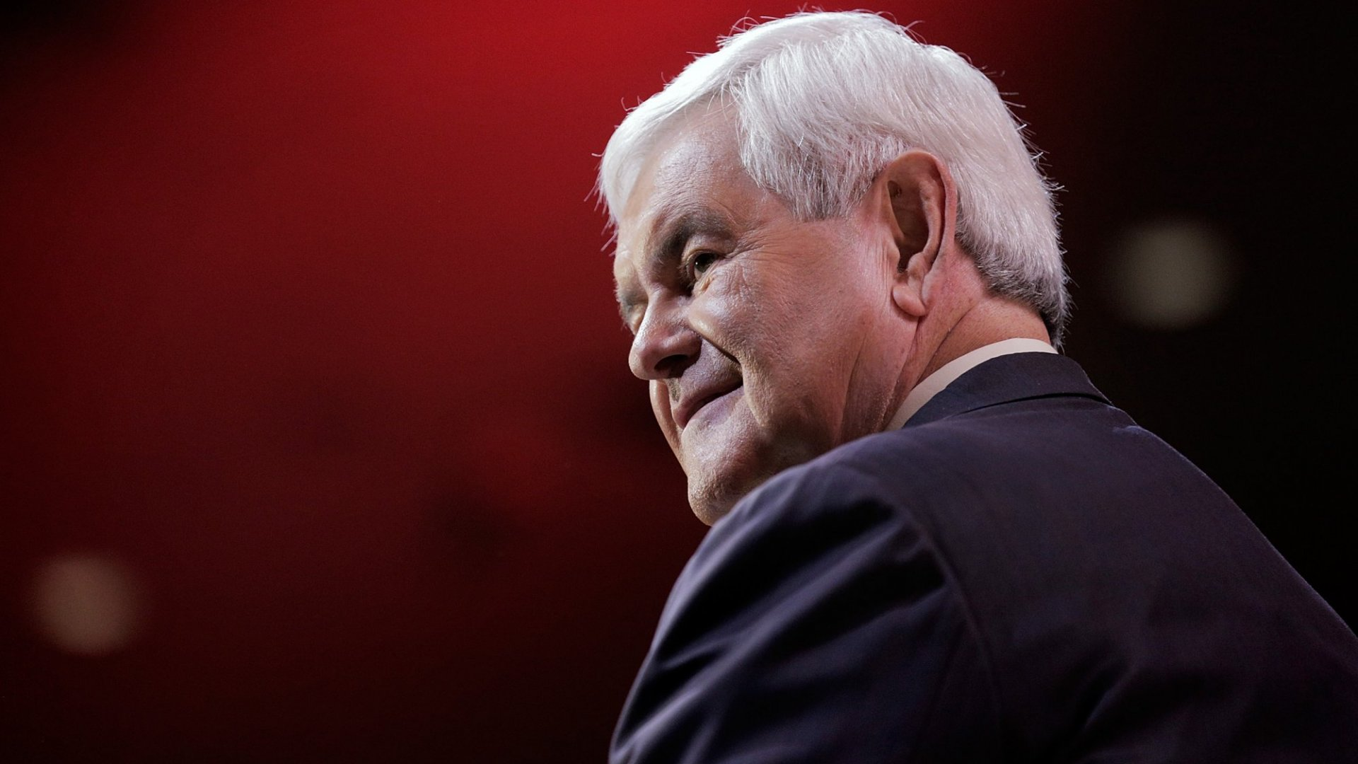 Gingrich's Advice for Trump: Great Leaders Don't Go It Alone