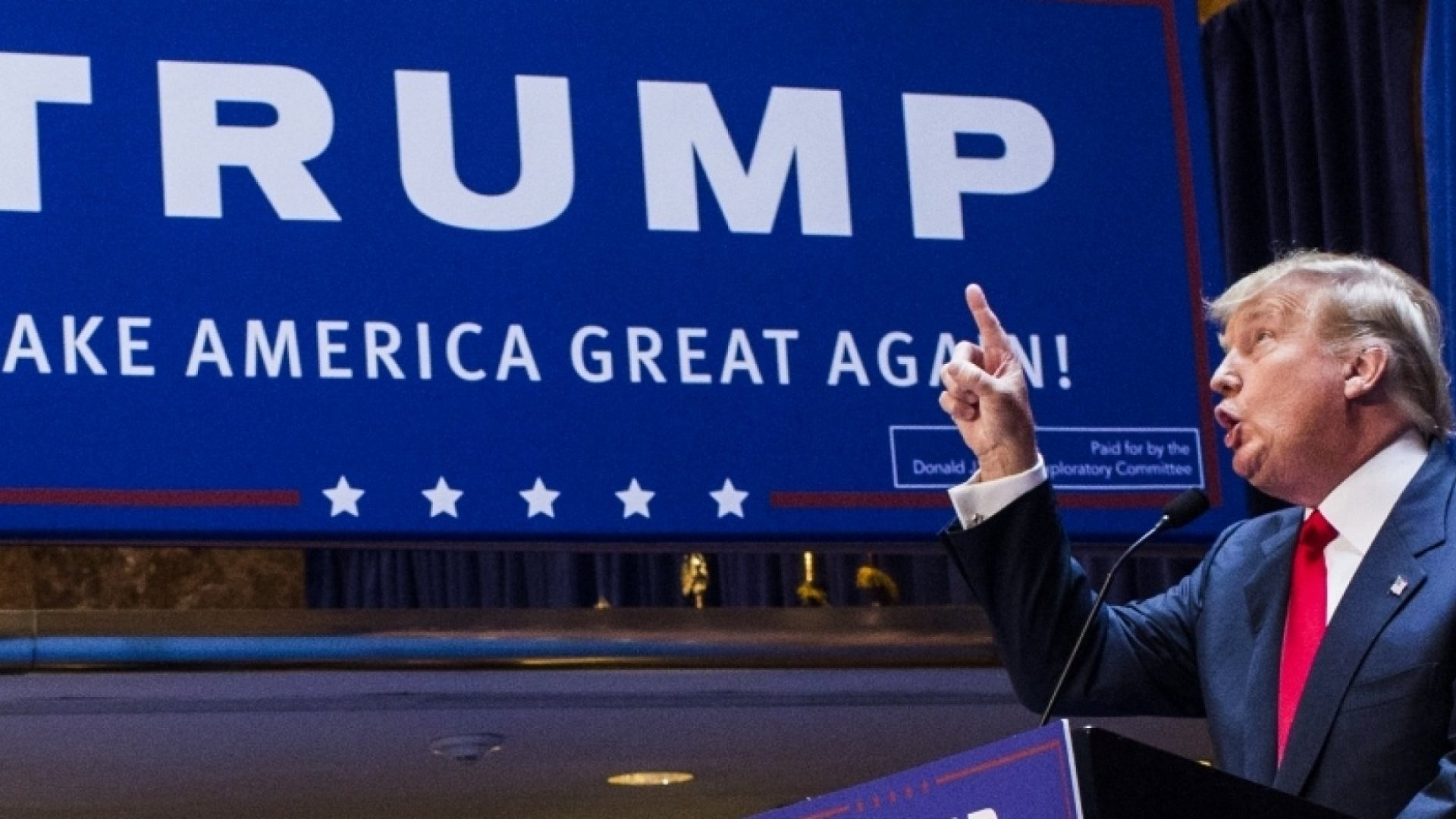 Five Ways A Trump Presidency Would Affect Your Business and Mine