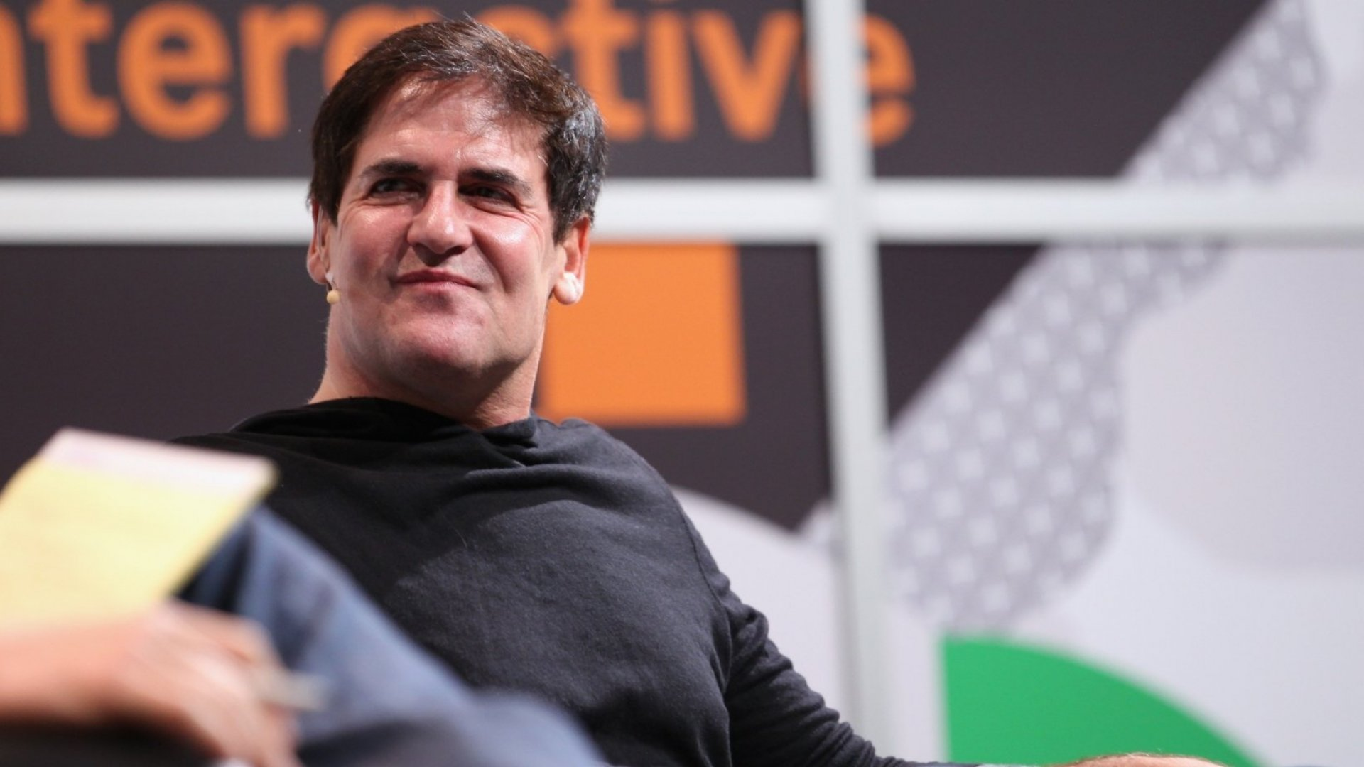 Mark Cuban speaks onstage at 'One On One with Mark Cuban' during the 2014 SXSW Music, Film, and Interactive Festival.