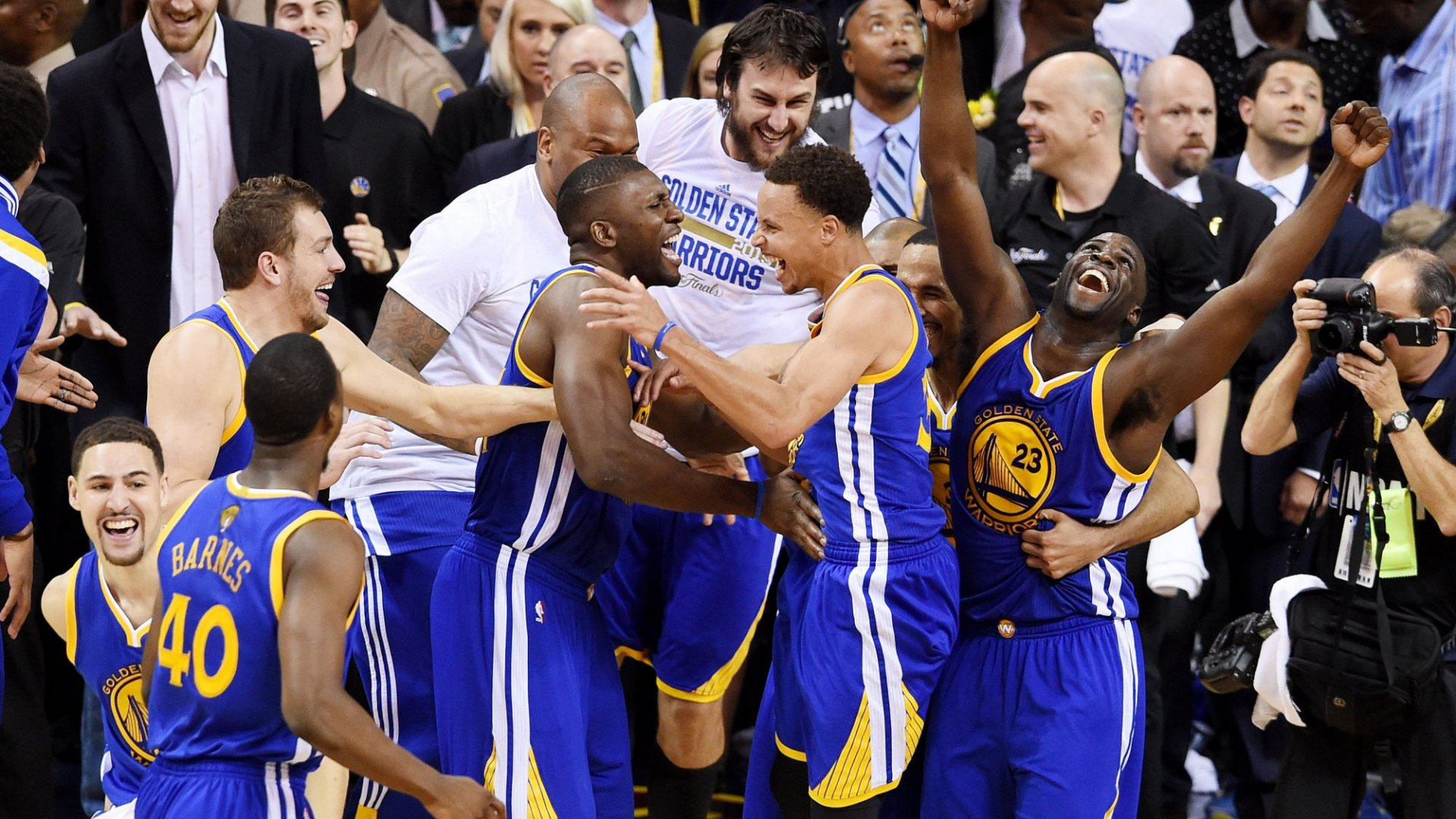 What Your Business Can Learn about Winning from the NBA's Golden State Warriors