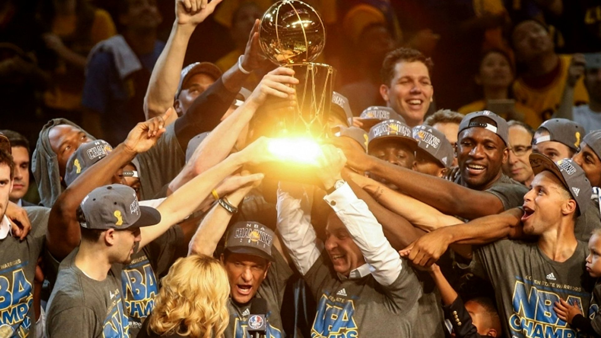 5 Leadership Lessons From the NBA Champion Golden State Warriors
