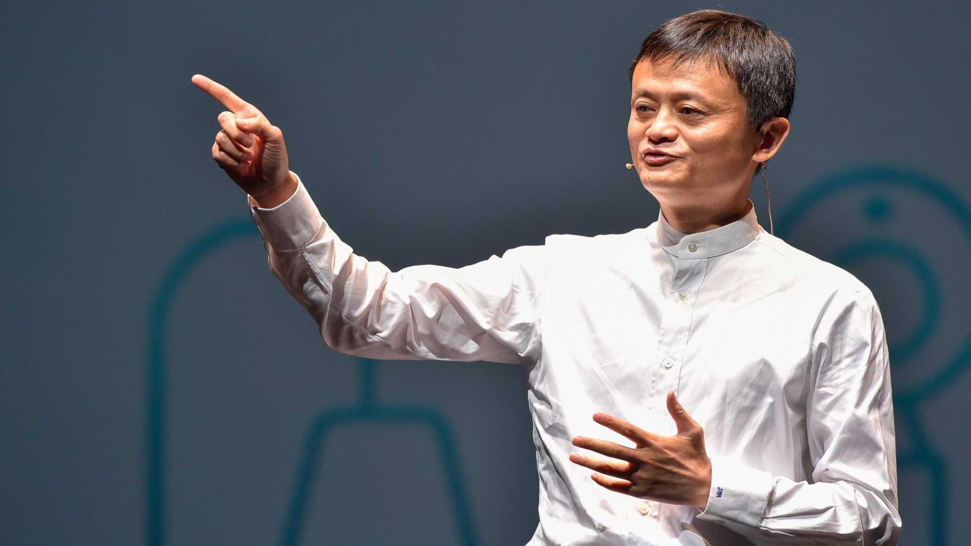 Want to  Build A $420 Billion Company Like Jack Ma? Do This