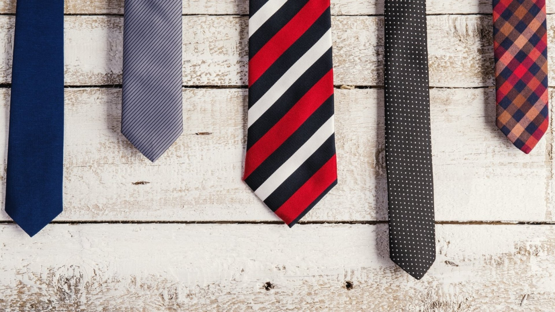 Wearing Ties to Work? This Company Wants You to Stop Immediately