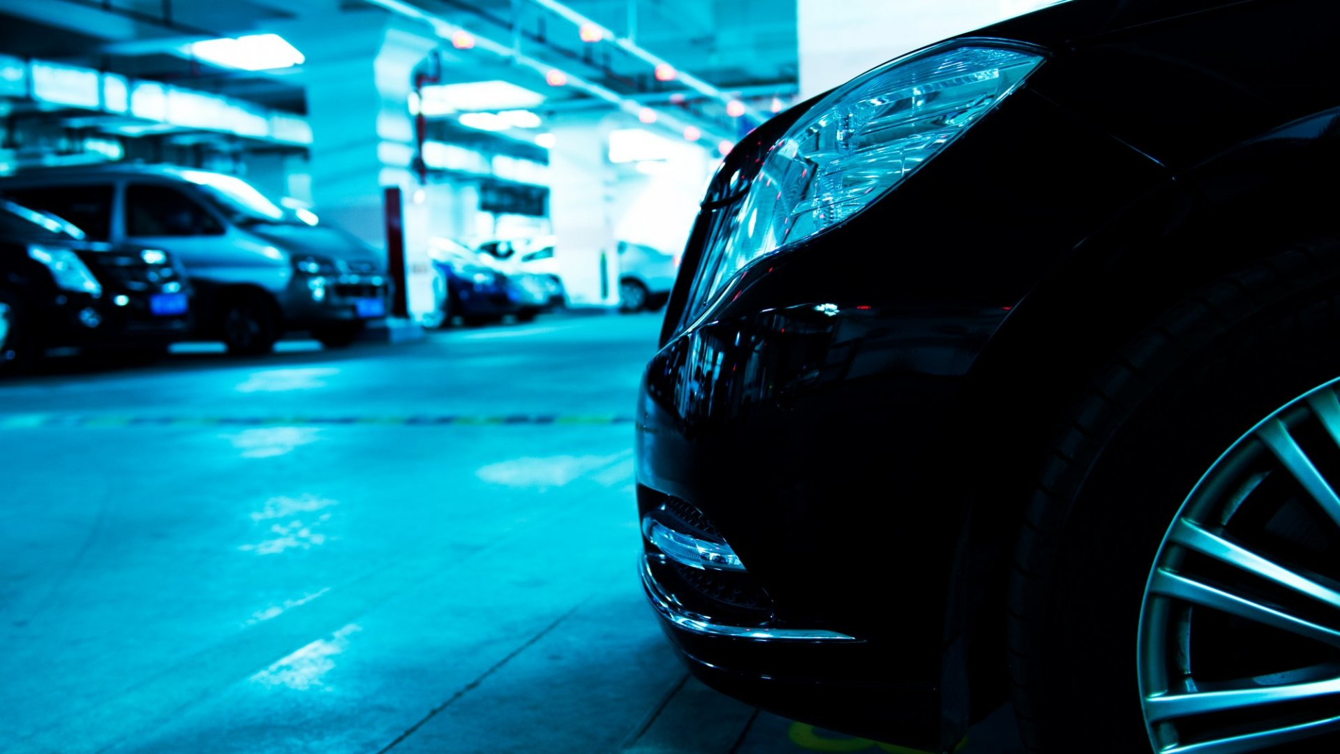 These 4 Companies Are Tackling One of Life's Big Headaches: Parking