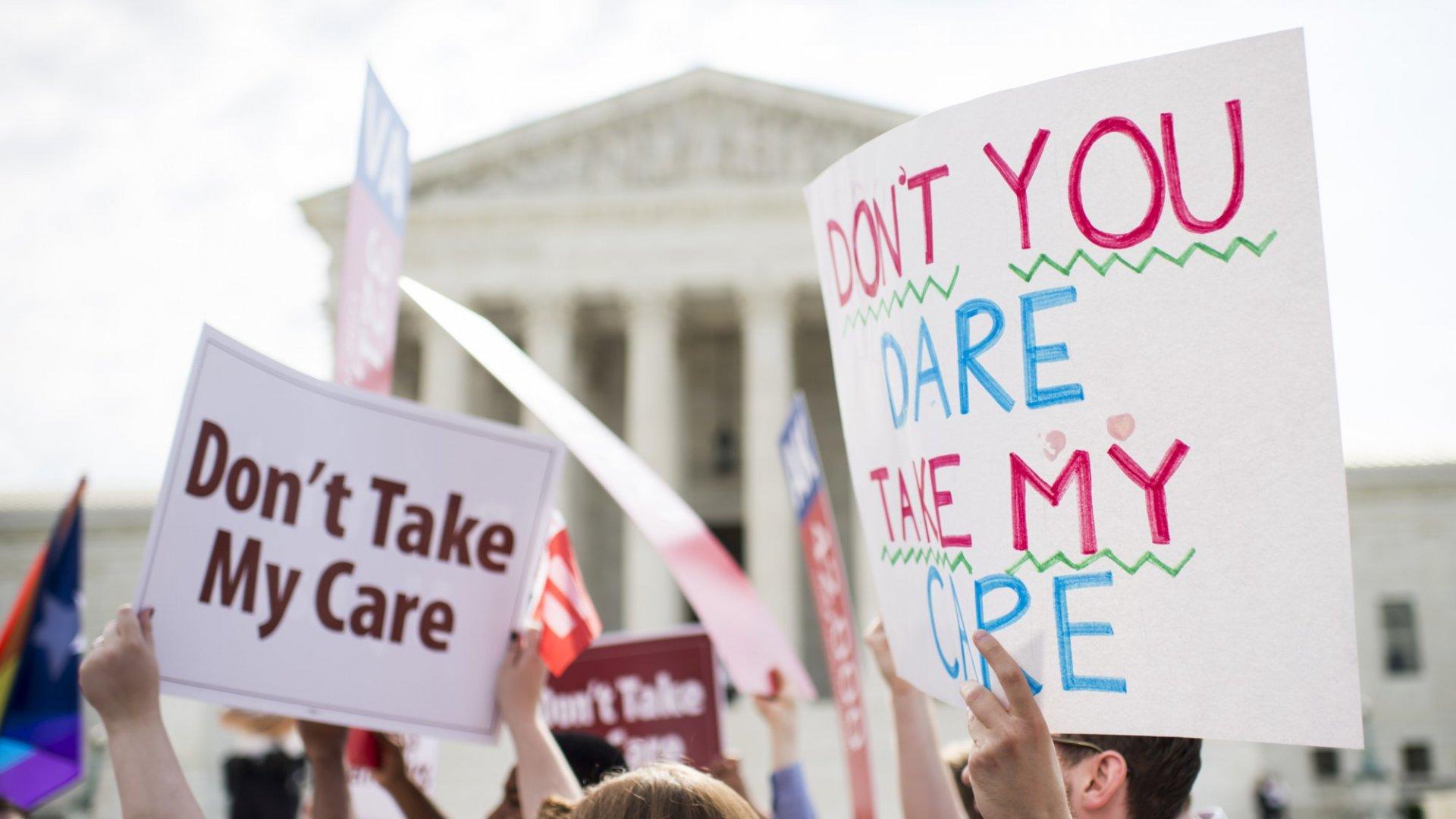 Supreme Court Upholds Nationwide Obamacare Subsidies