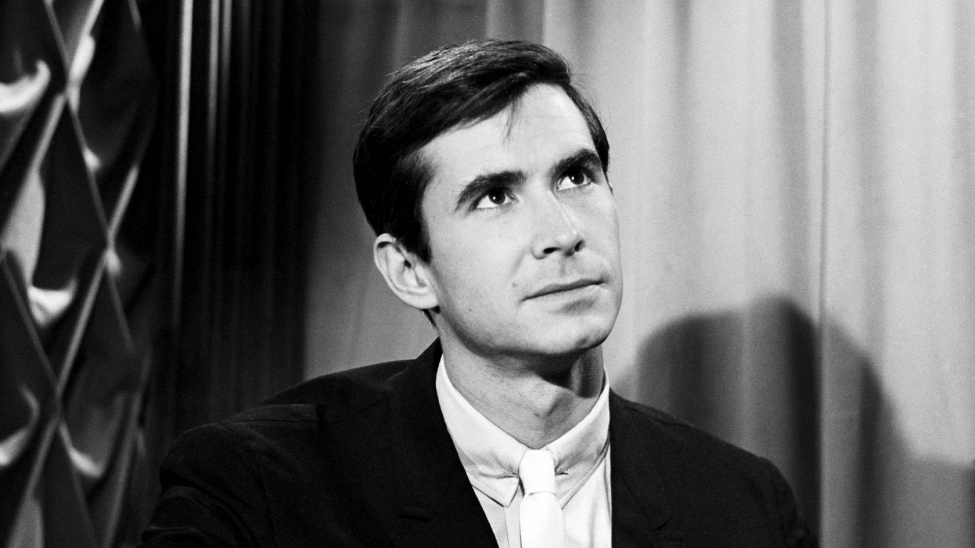 Anthony Perkins played Norman Bates in <i>Psycho</i>