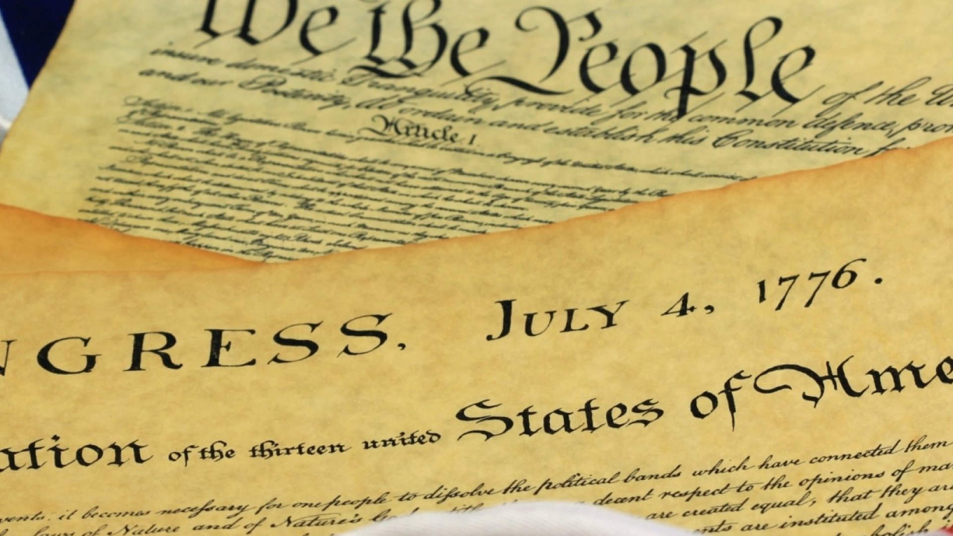 Why the Declaration of Independence Is the Best Entrepreneurial Document Ever