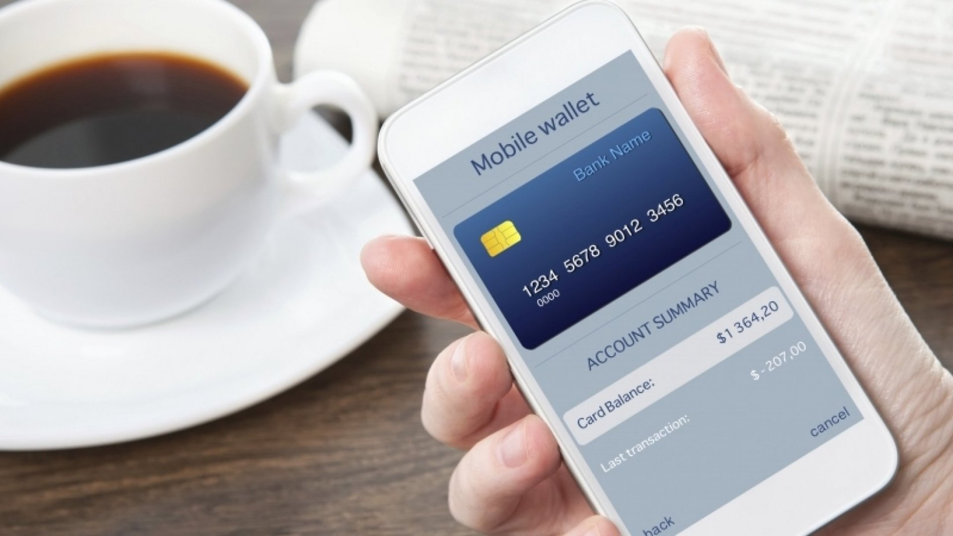 Five Reasons to 'Keep Calm and Carry On' With Mobile Payments