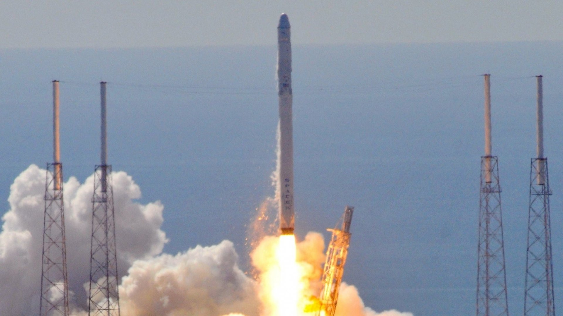 Elon Musk's SpaceX Postpones Rocket Launch Again